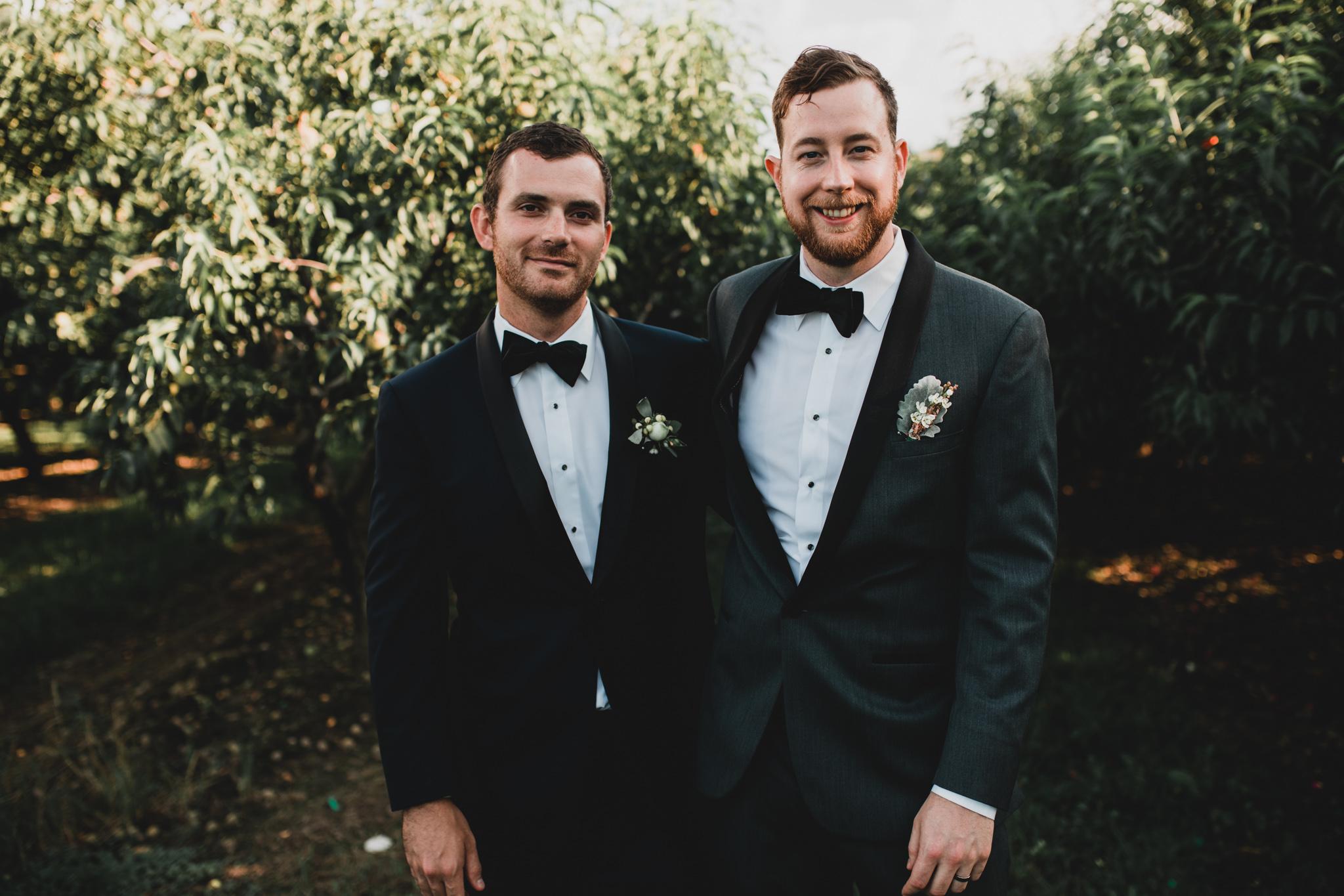 Classy Backyard Wedding