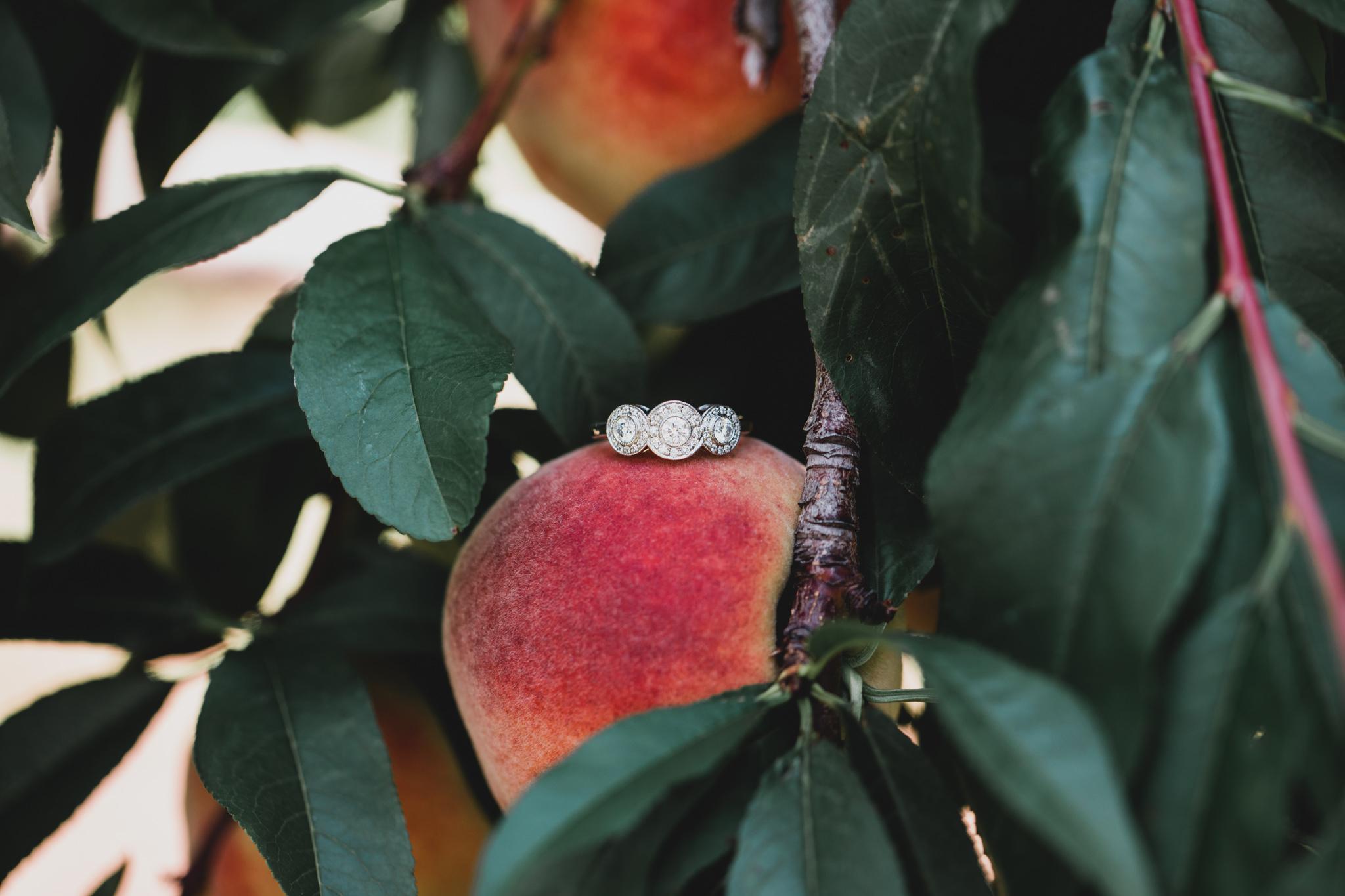 Wedding, Peach Themed