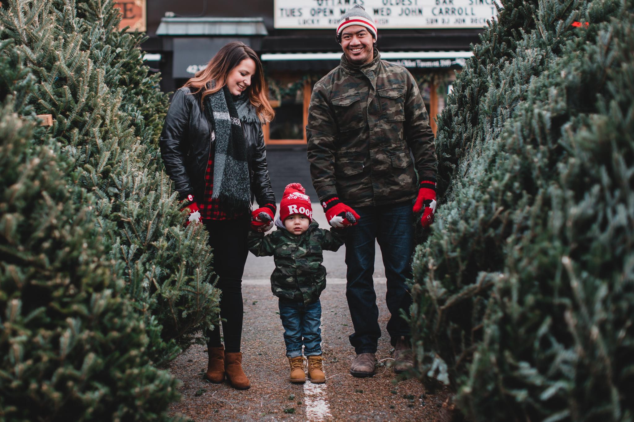 family christmas portraits ottawa