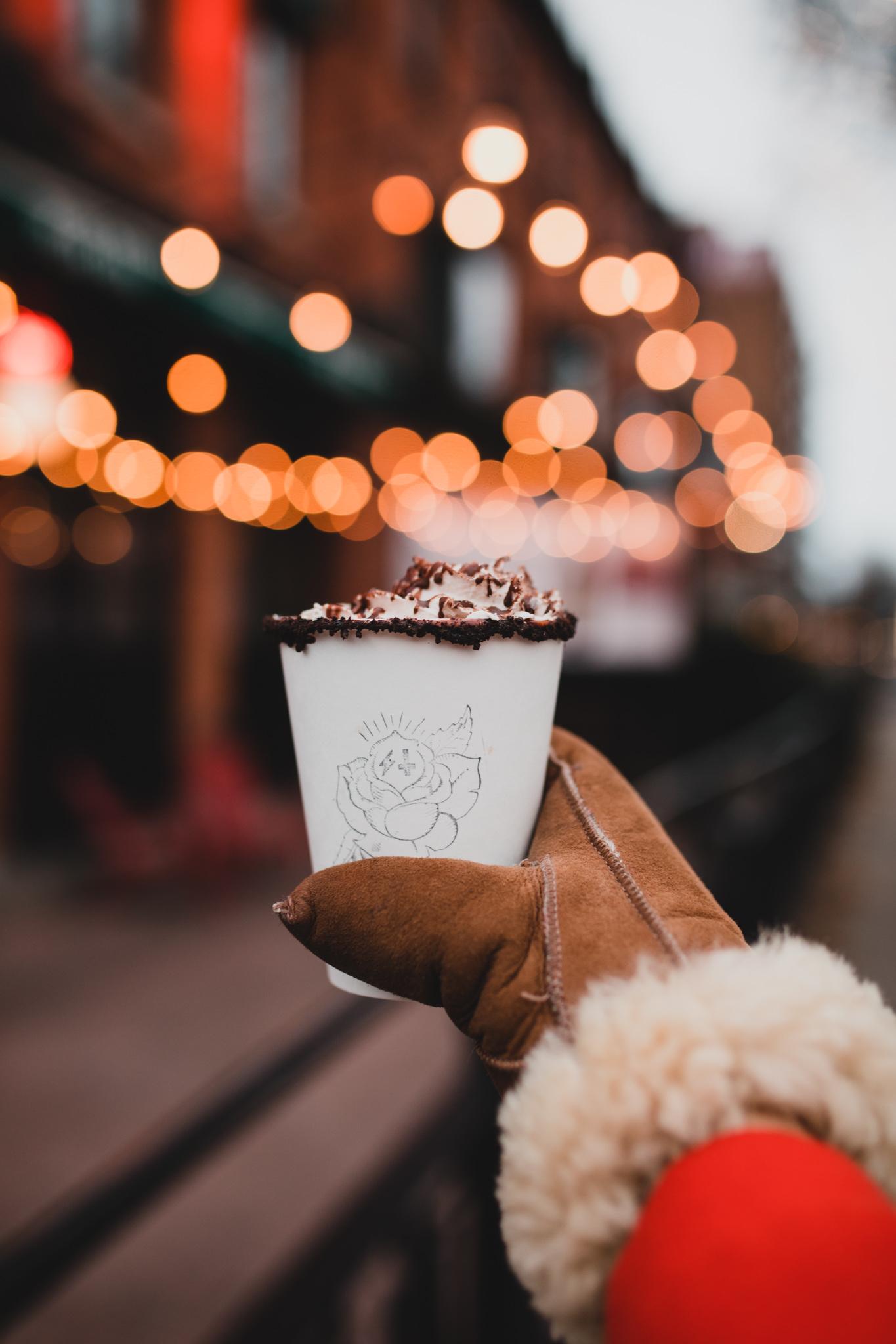Hot chocolate downtown ottawa