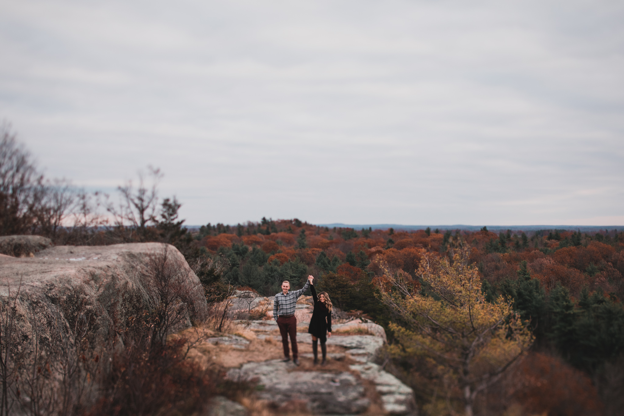 Rock Dunder Hiking Trail
