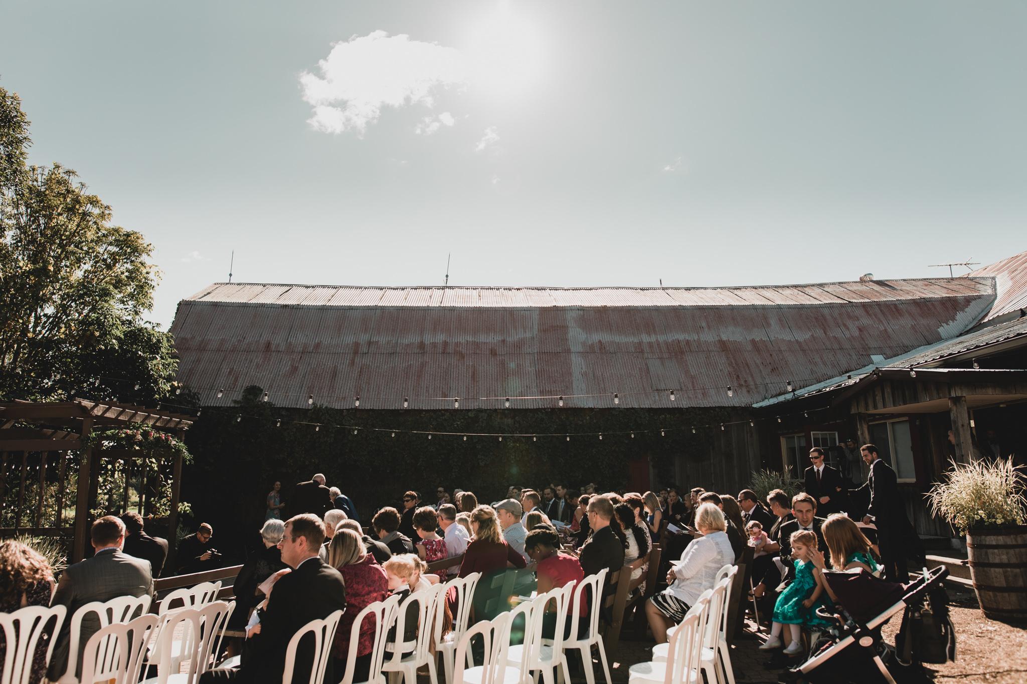 Outdoor wedding venues in Ottawa, Strathmere