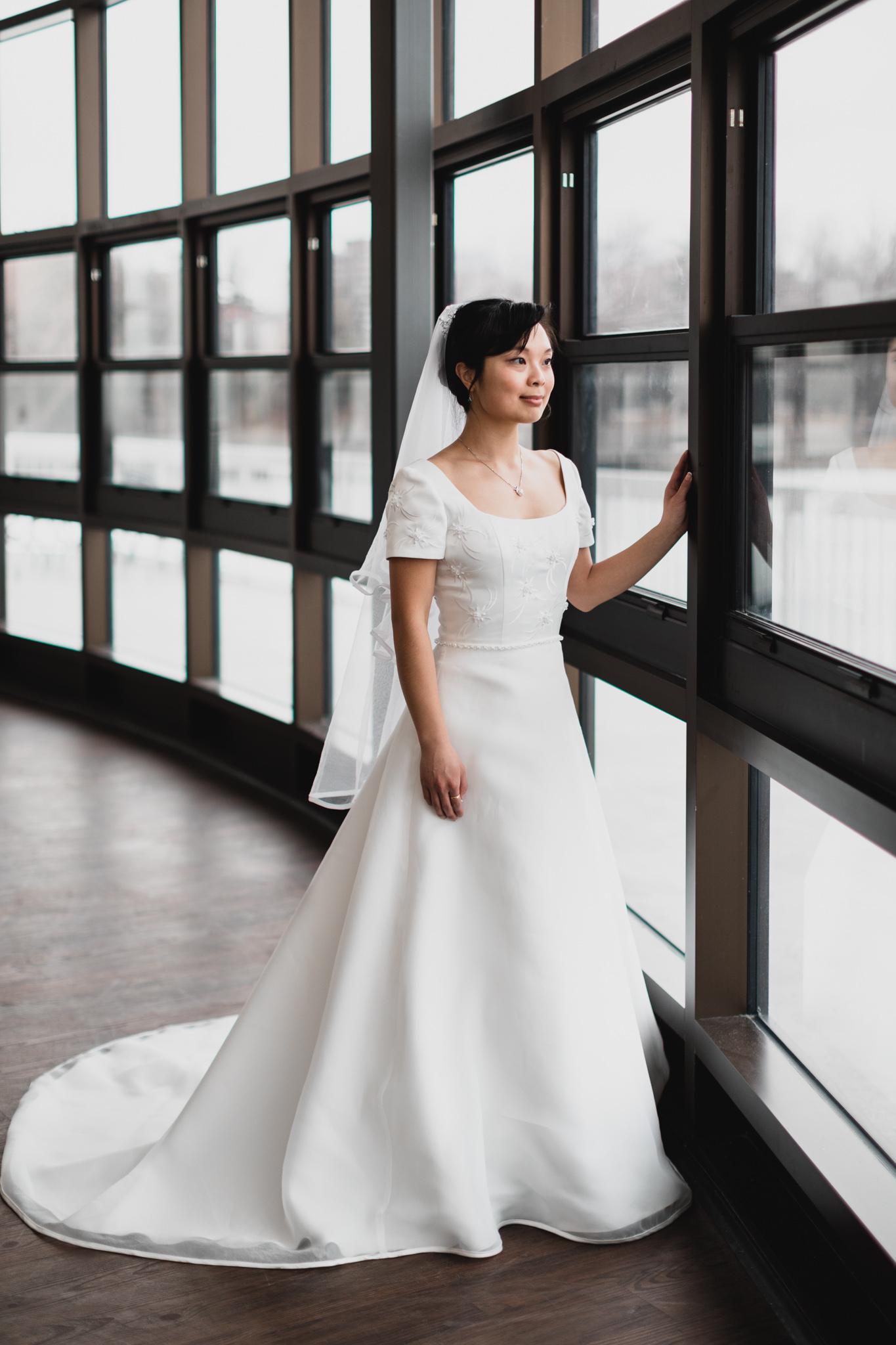 Winter Lago Wedding