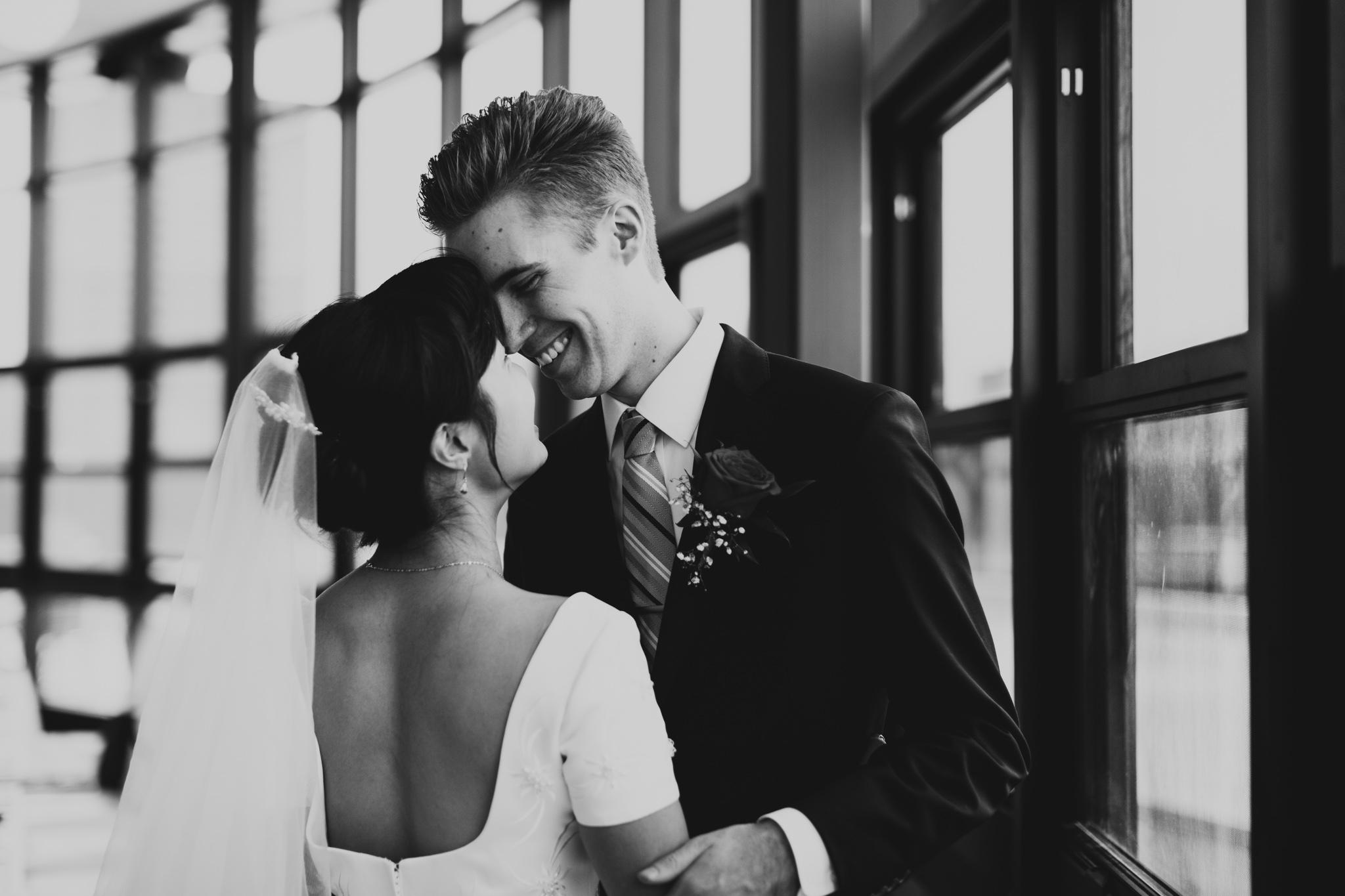 Ottawa Winter Wedding Photographer
