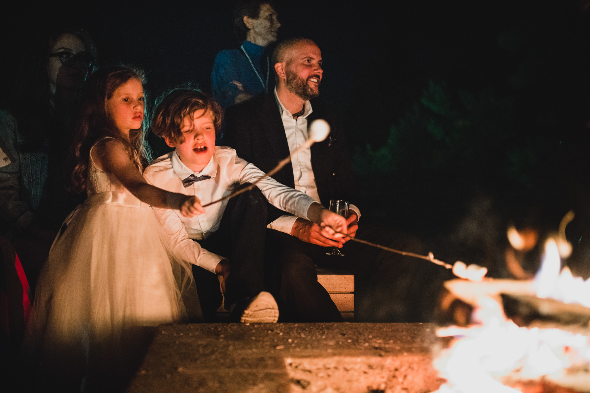 Belvedere Bonfire Wedding
