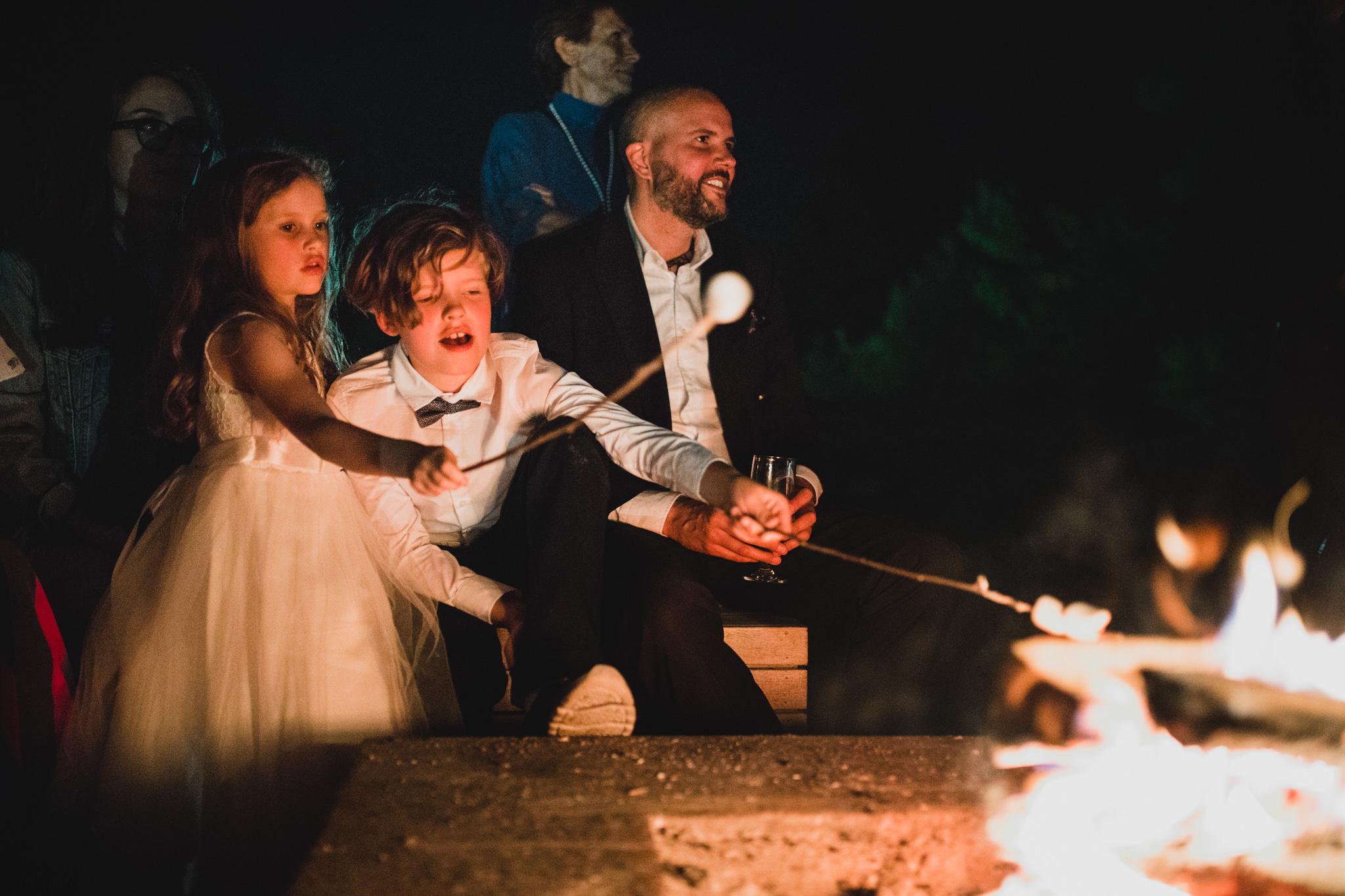 Belvedere Bonfire Wedding