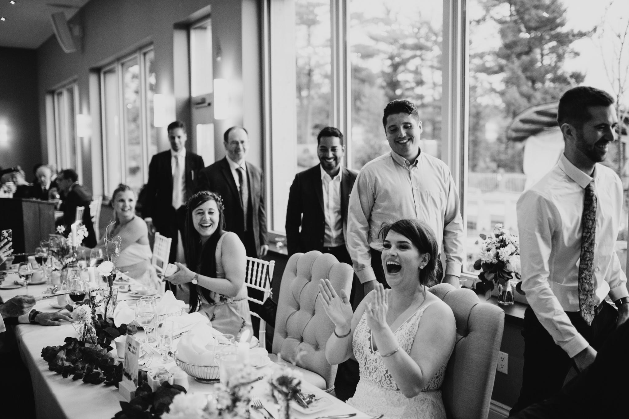 Swedish Kissing Wedding Tradition