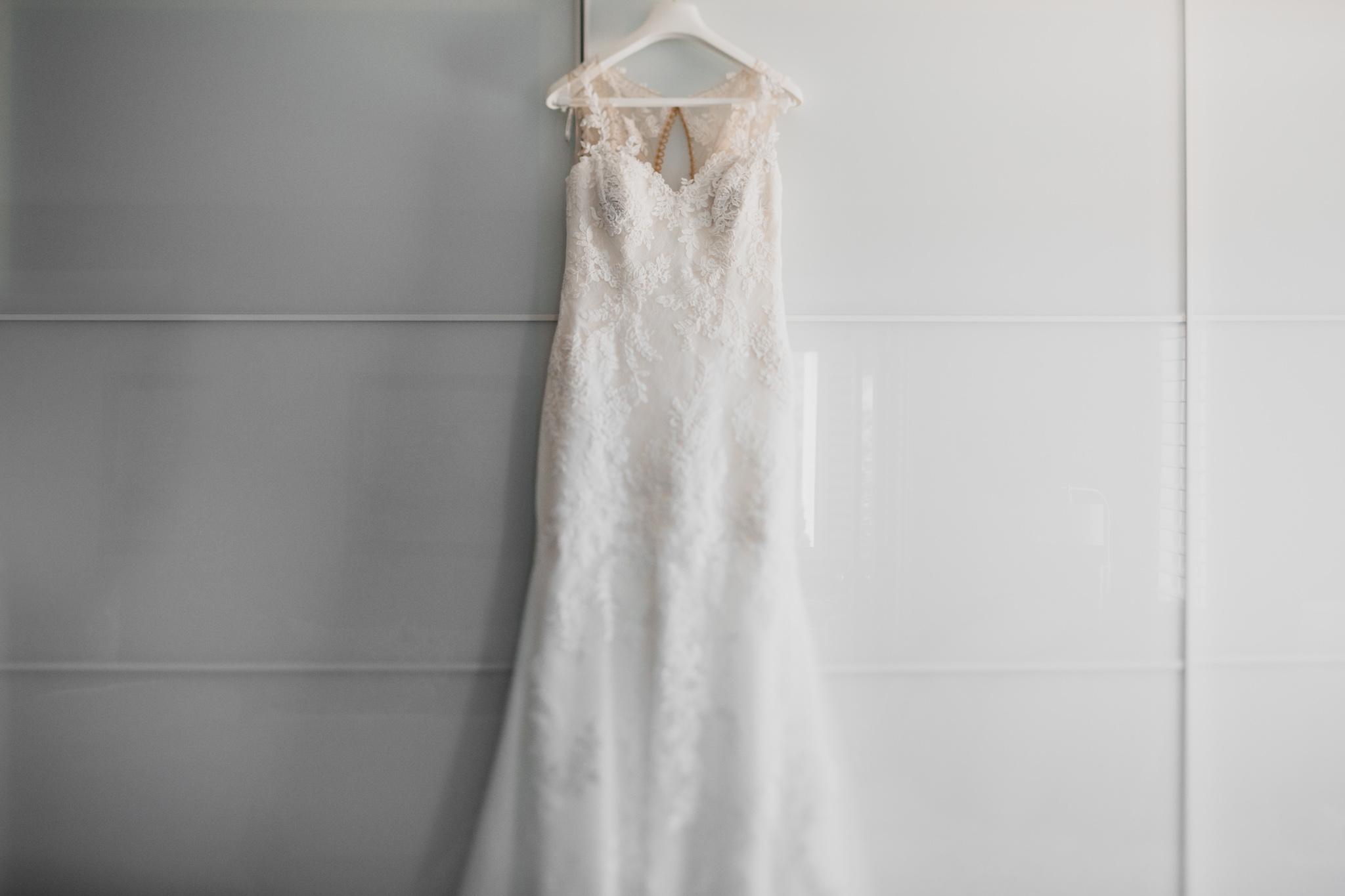Ottawa Wedding Dress, With Love
