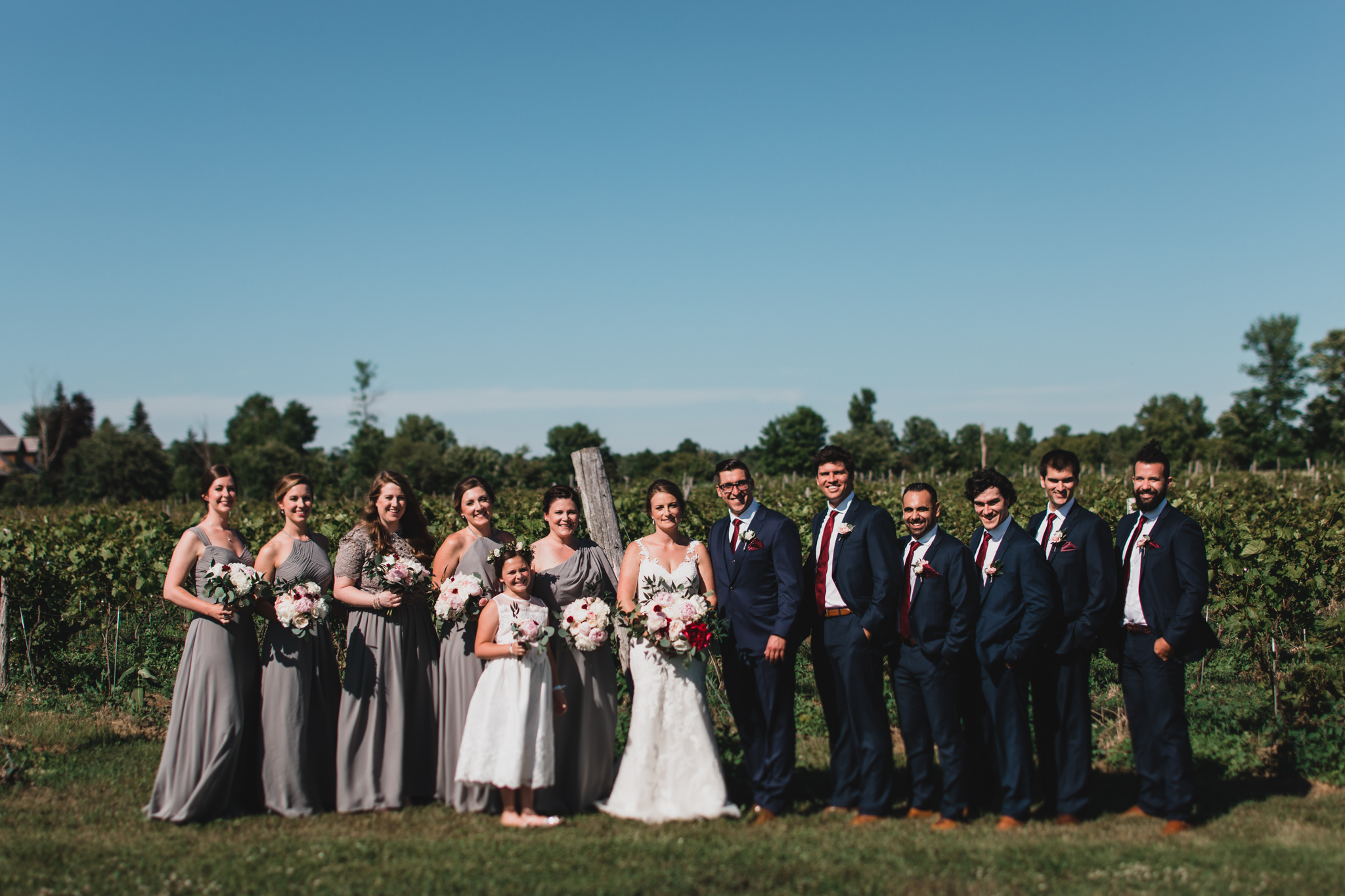 Jabulani Vineyard Ottawa Wedding Venue