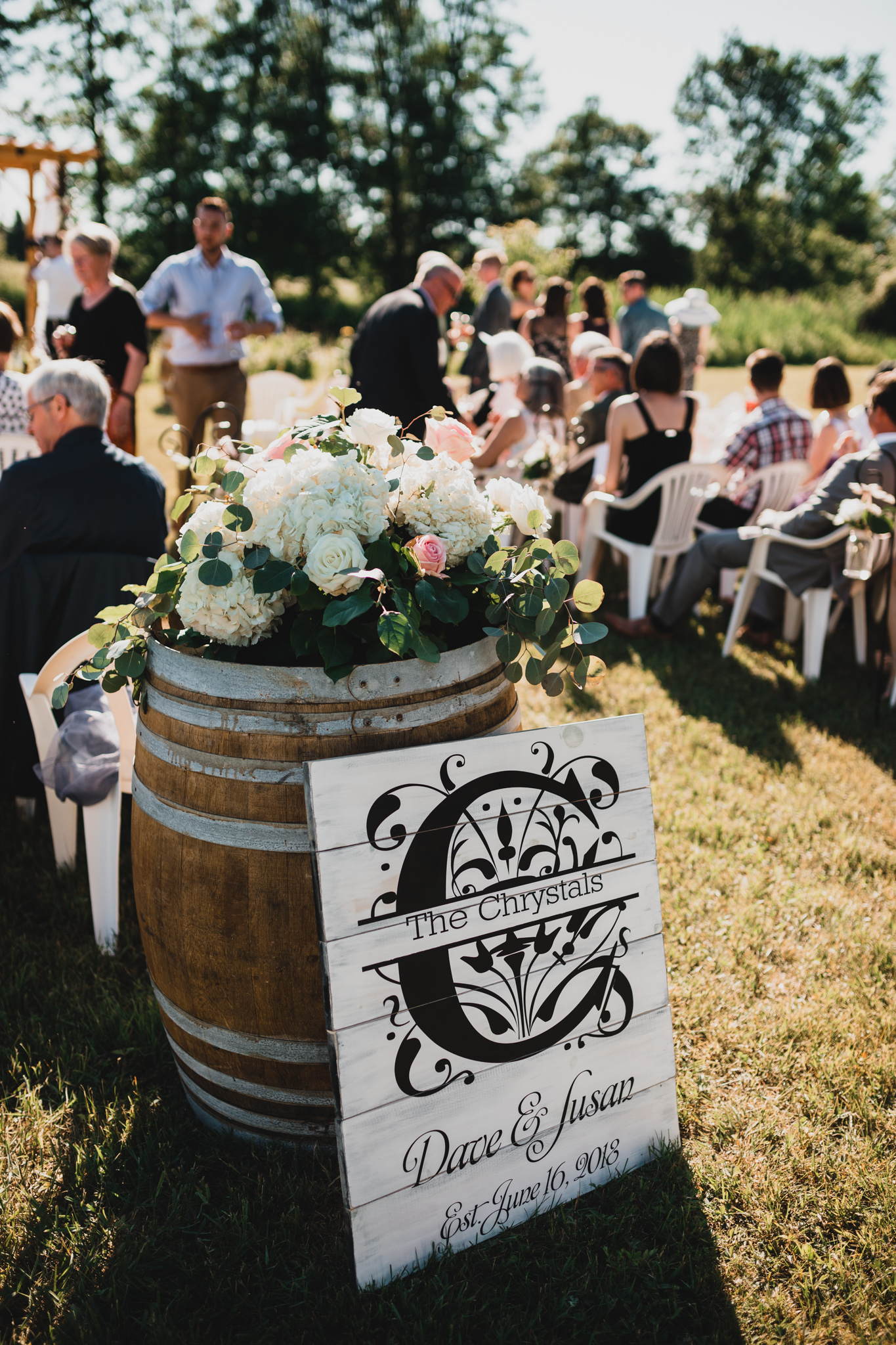 Ottawa Outdoor Wedding Venue