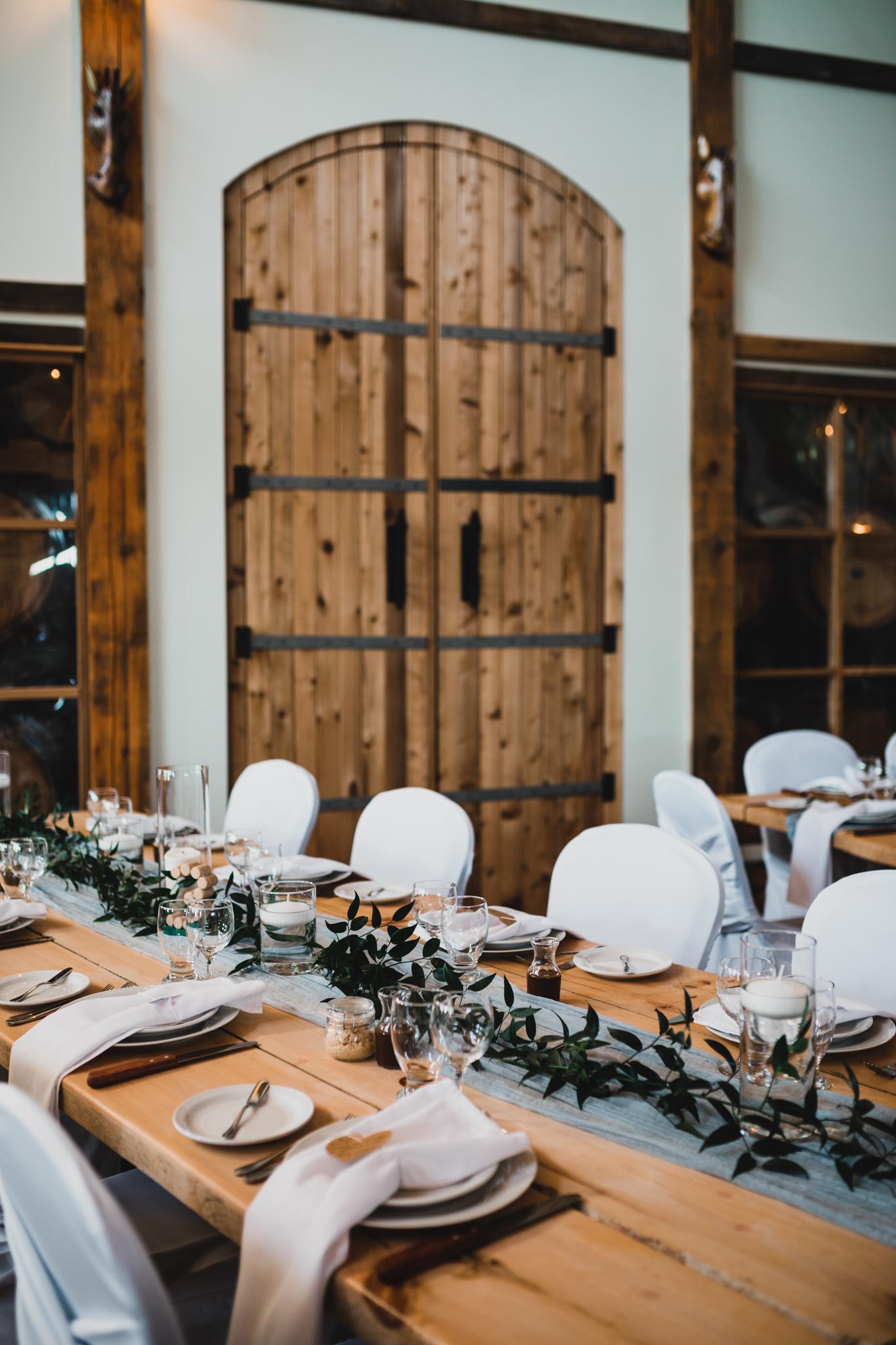 Ottawa Vineyard Wedding Venue