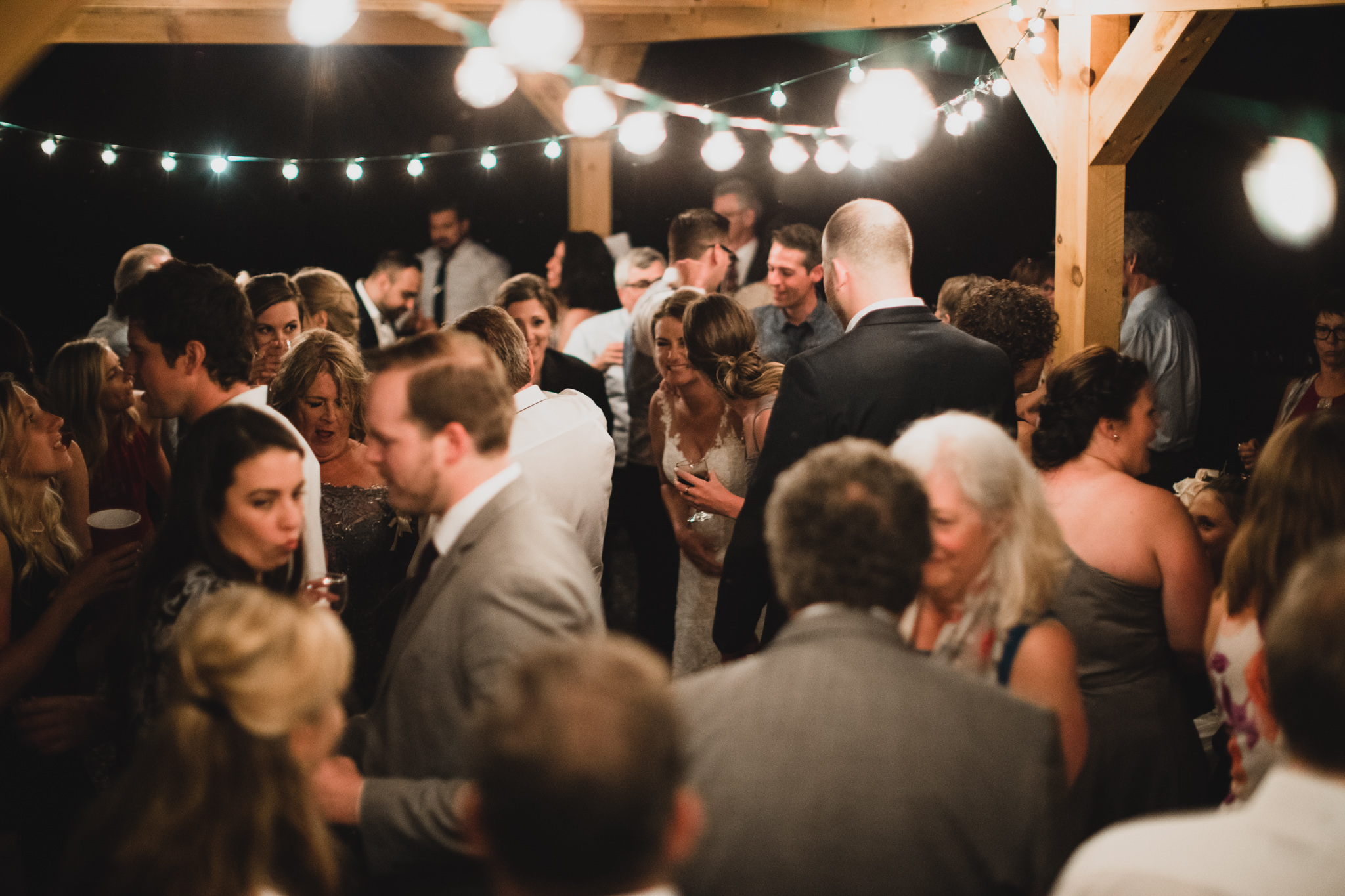 Outdoor Dance, Wedding Venue Ottawa