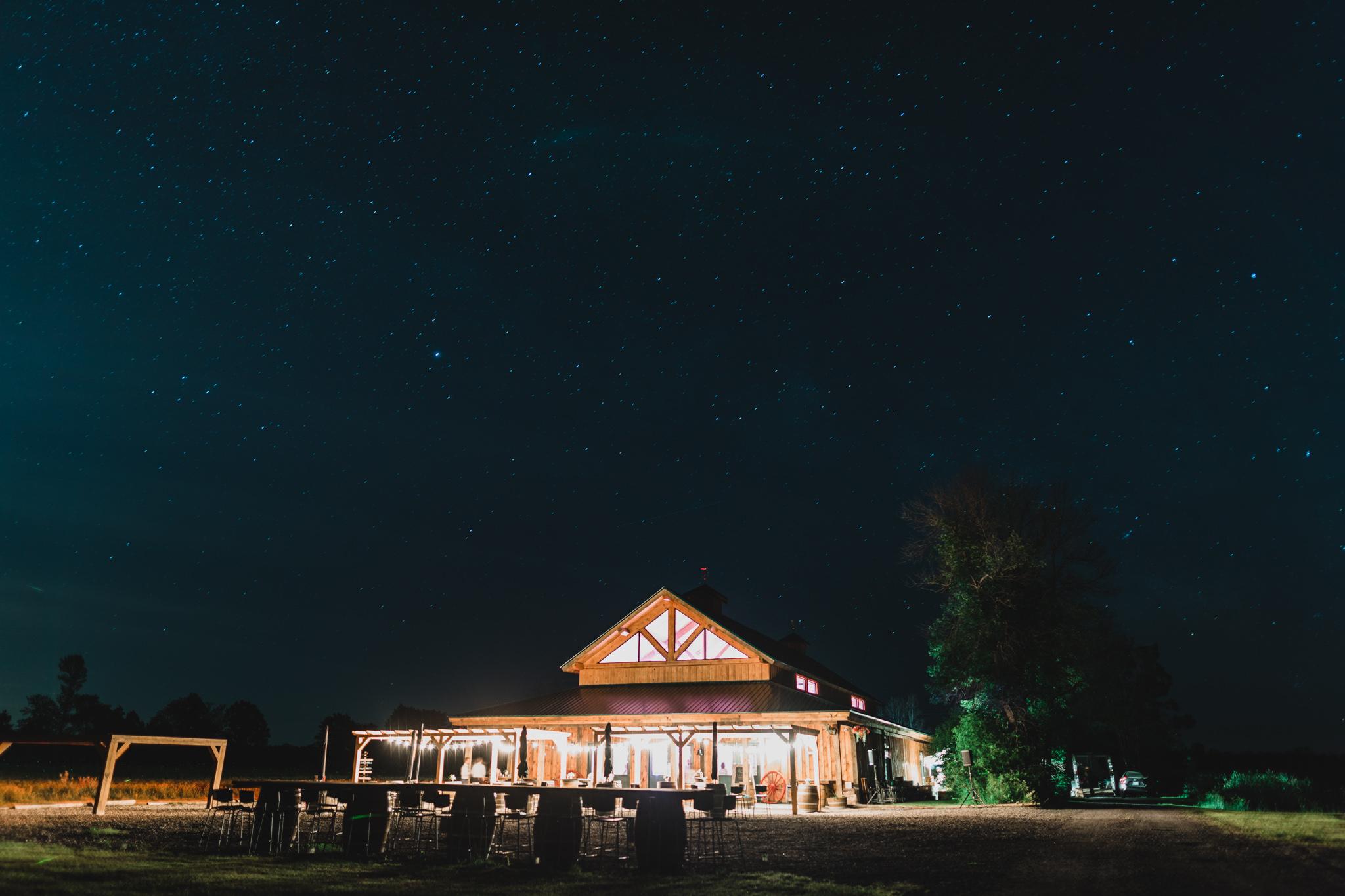 Jabulani Wedding Venue, Eastern Ontario