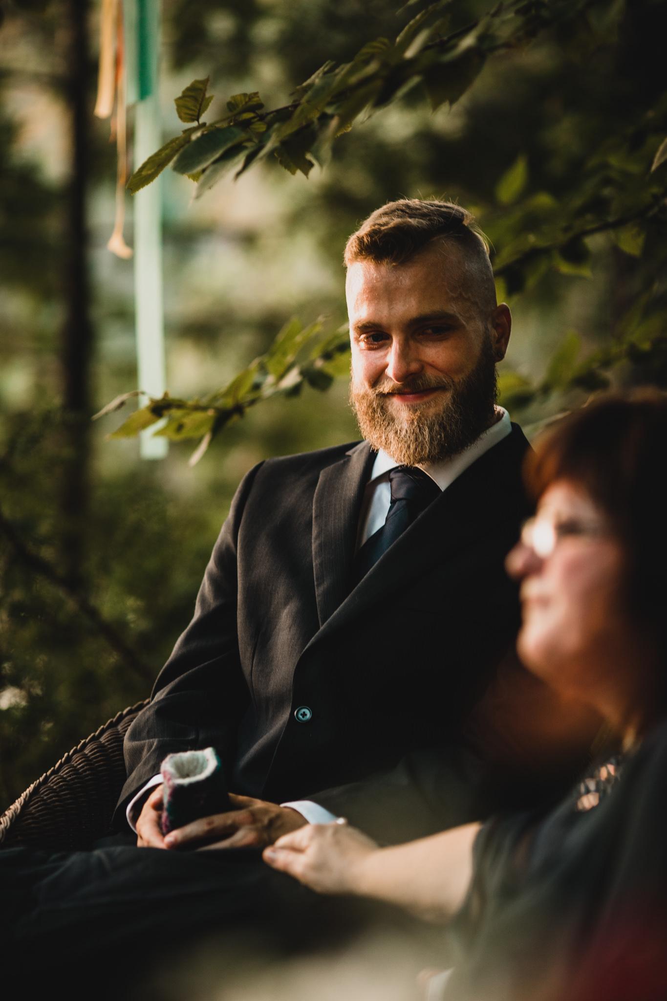 Emotional, Intimate Wedding