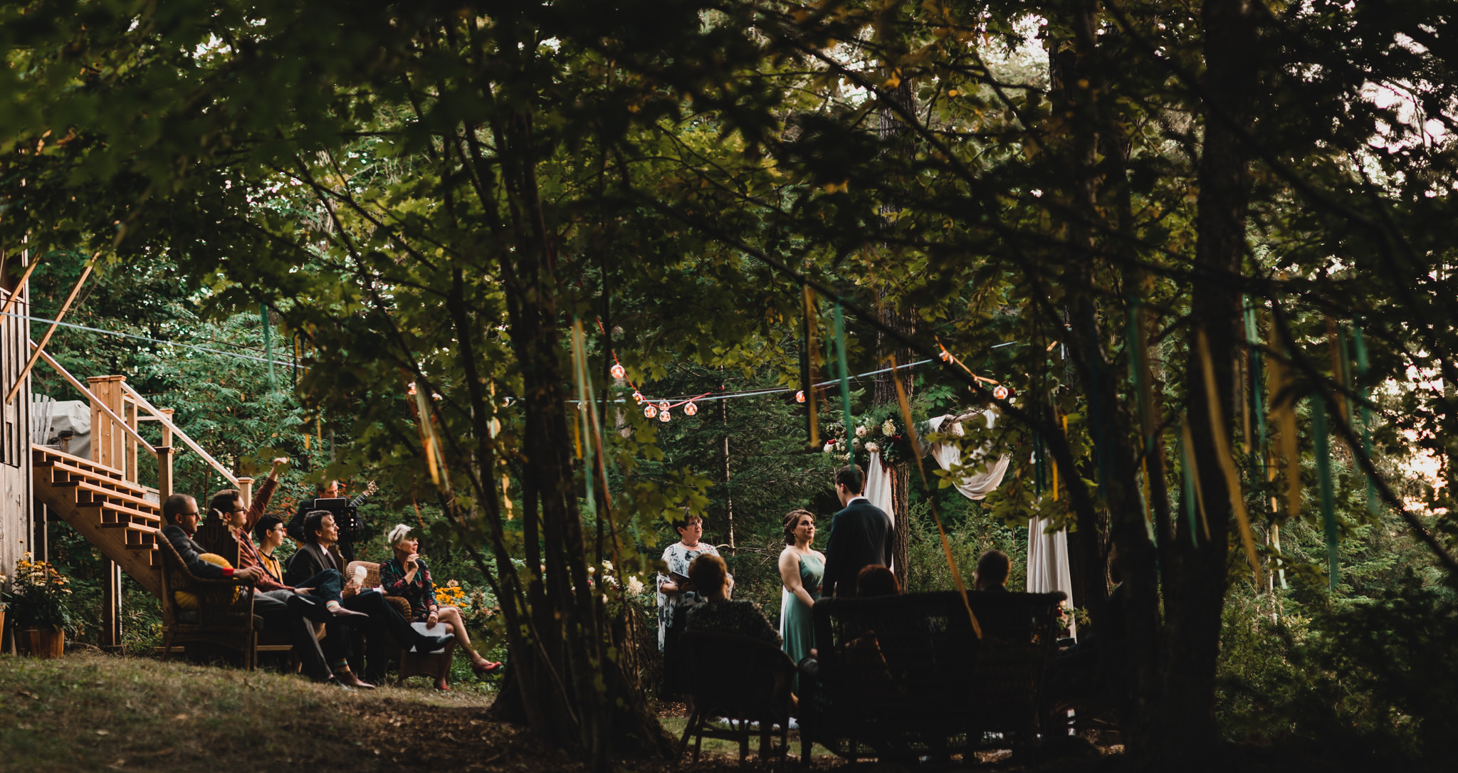 Intimate, Elopement wedding