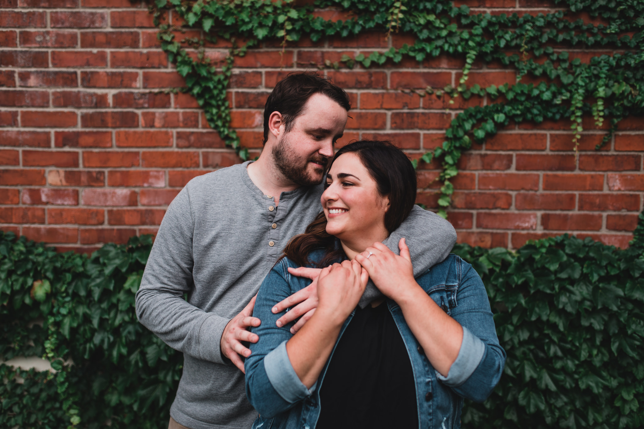 Laid Back Engagement Session