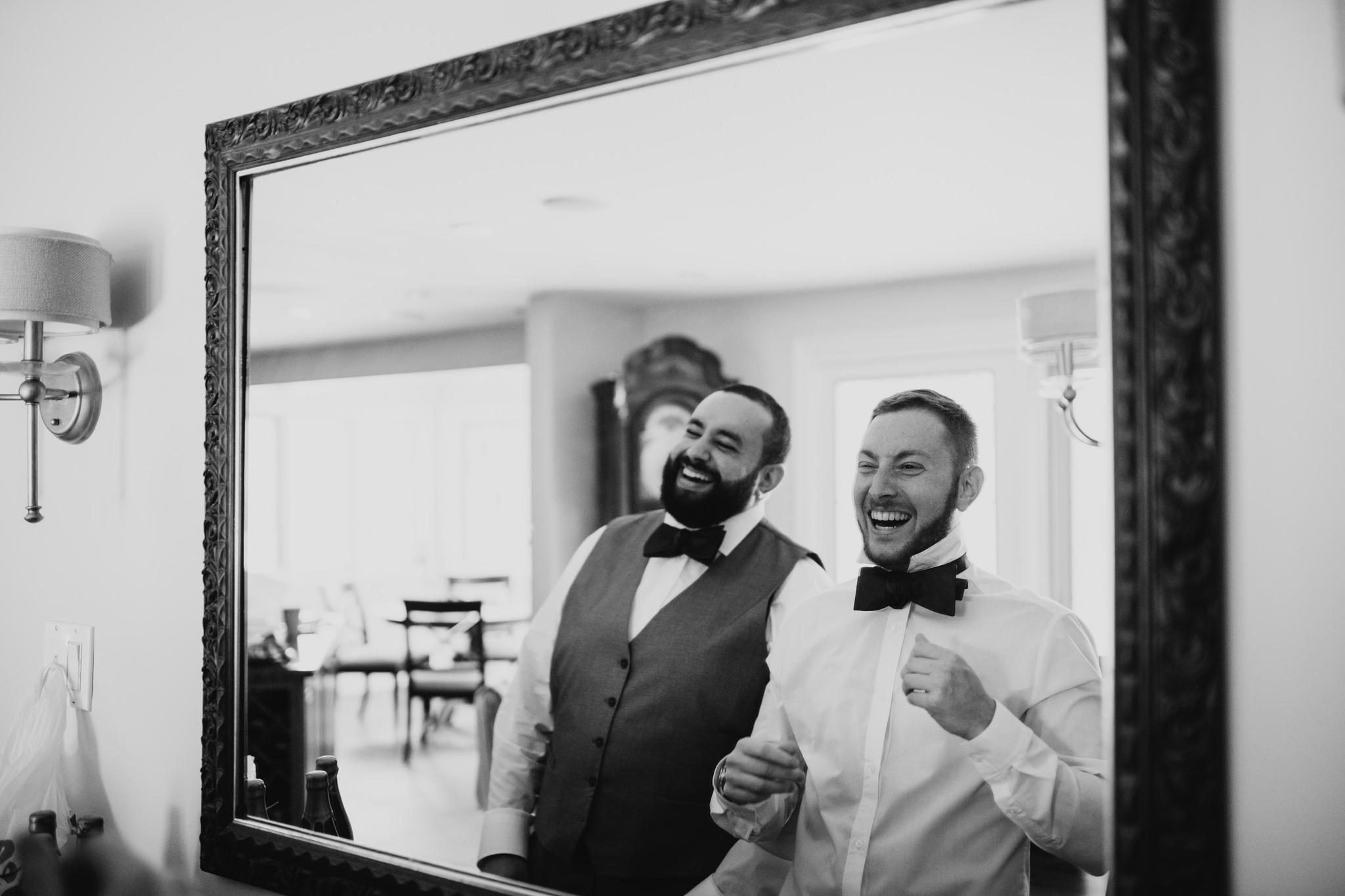Fun & natural wedding photos
