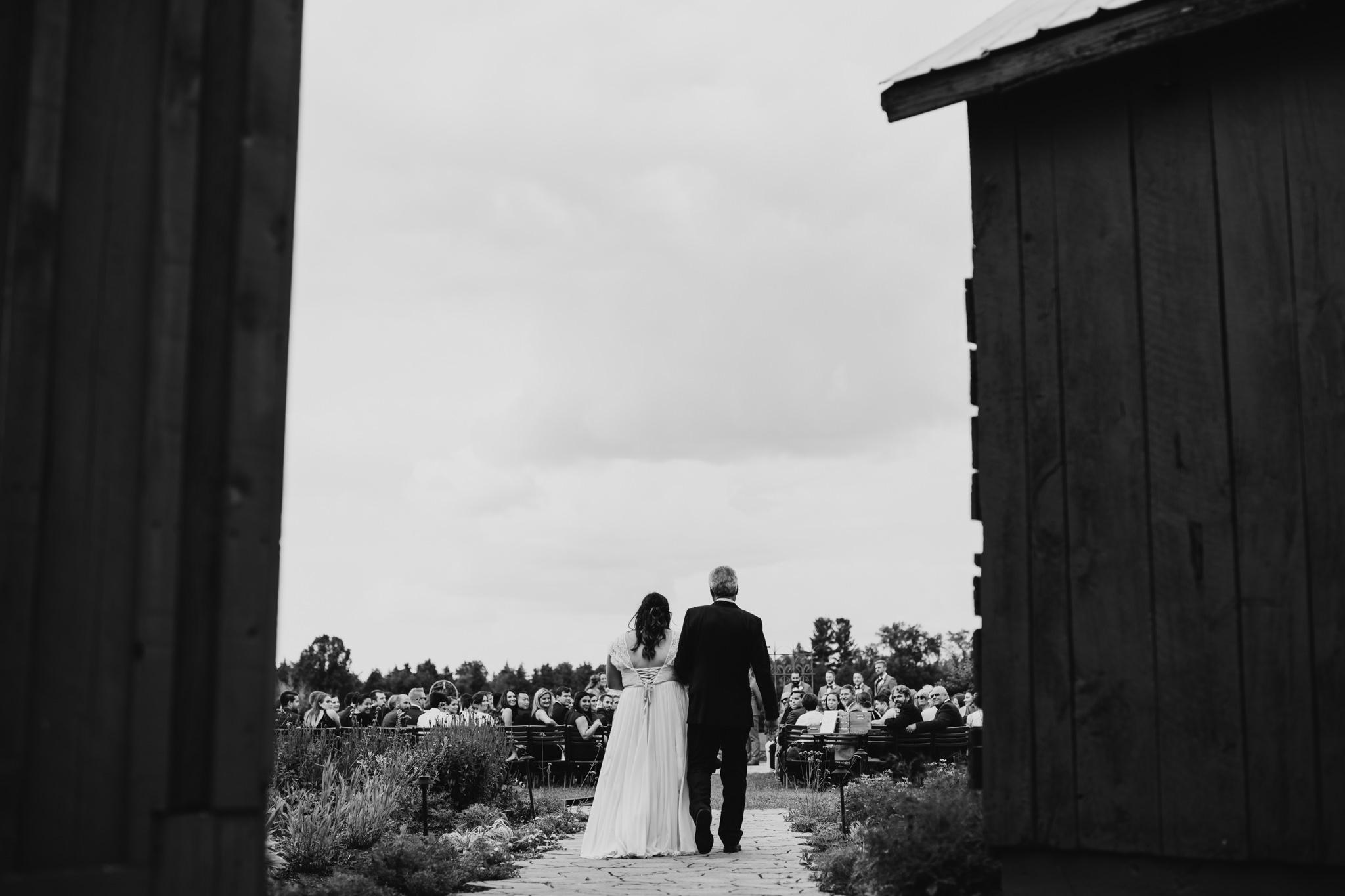Evermore weddings, ceremony site