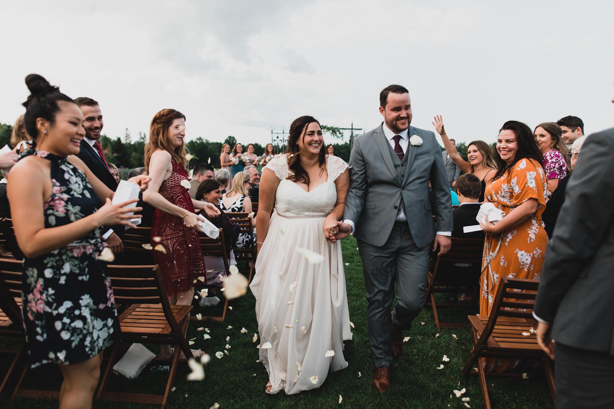 Rose Petal Confetti, Wedding