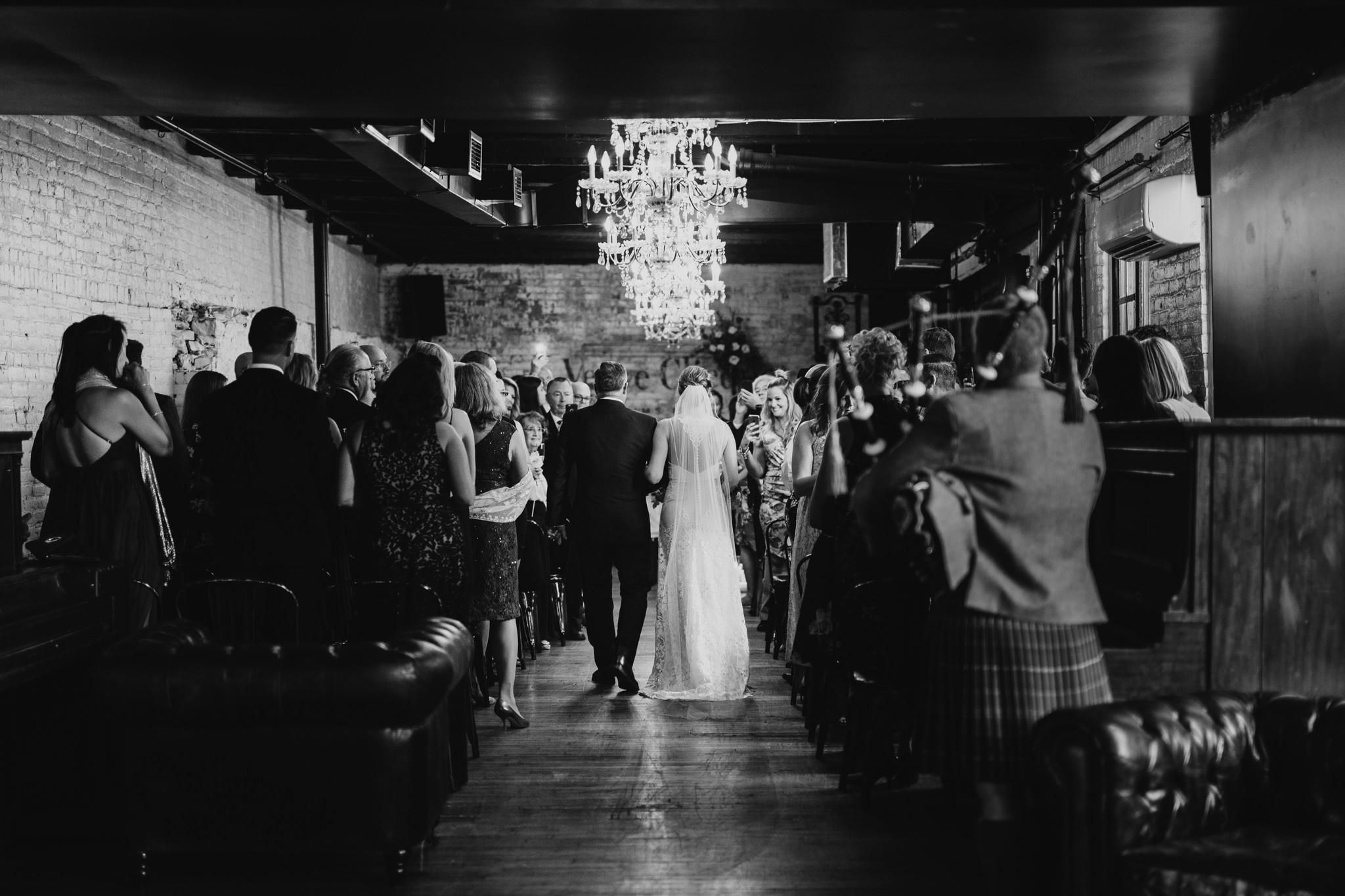 Old Montreal Downtown Wedding