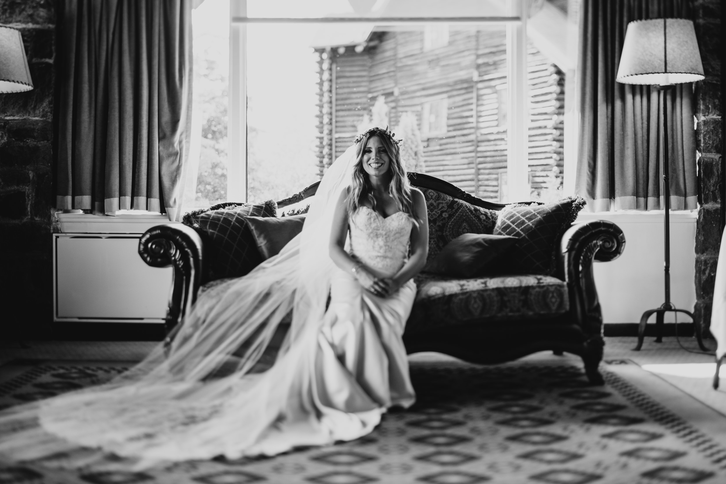 Fairmont Montebello Wedding