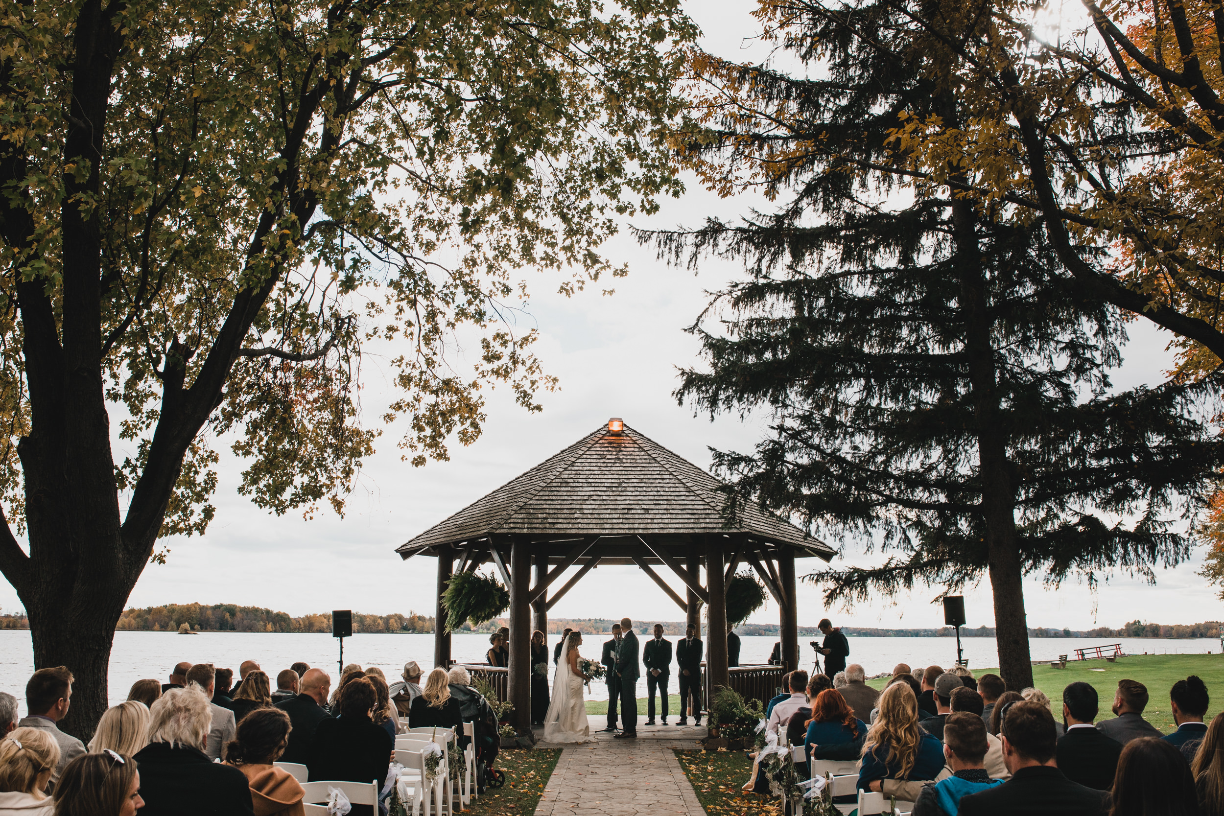 Outdoor Ceremony Locations near Ottawa