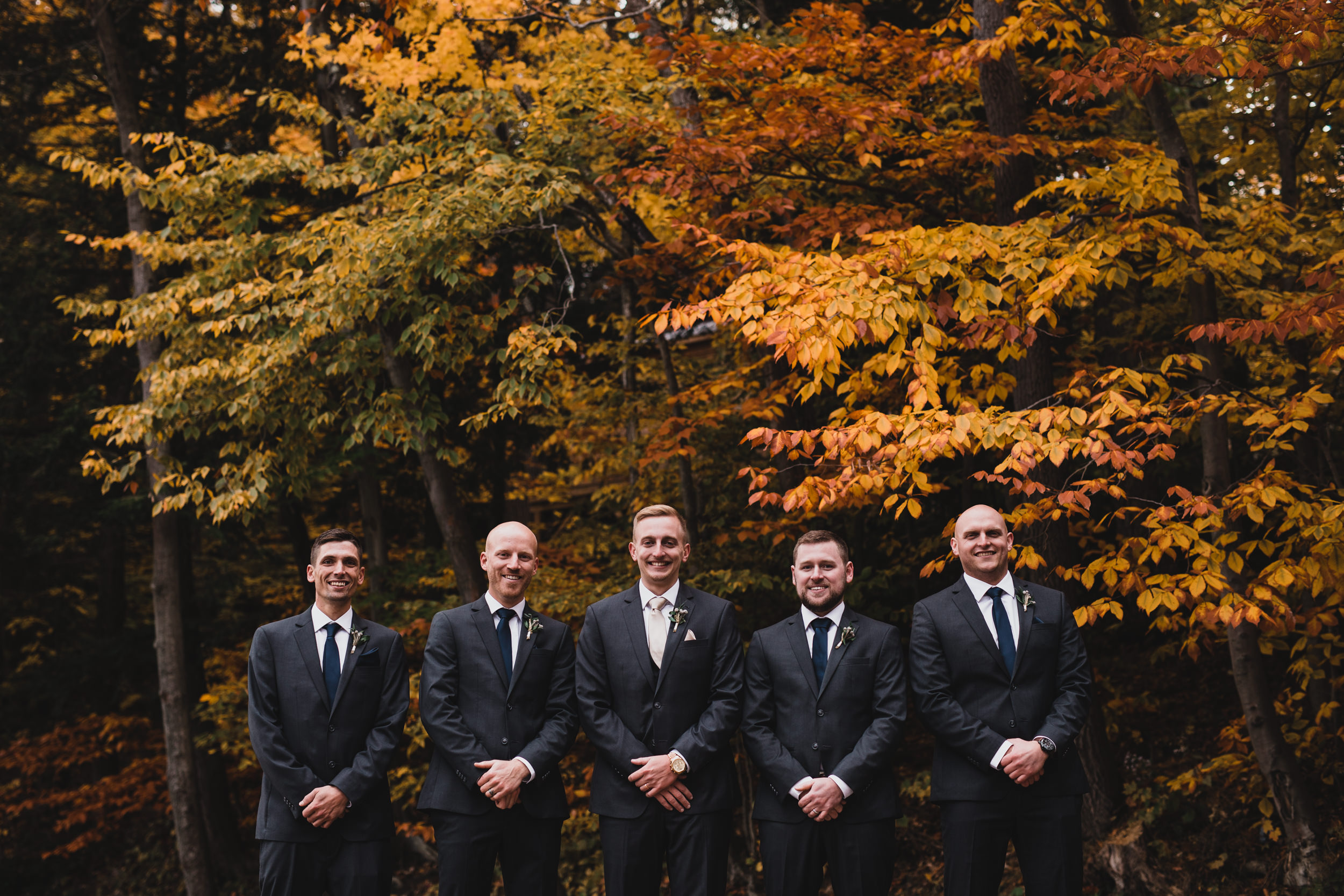 Fall Weddings in Eastern Ontario & Quebec