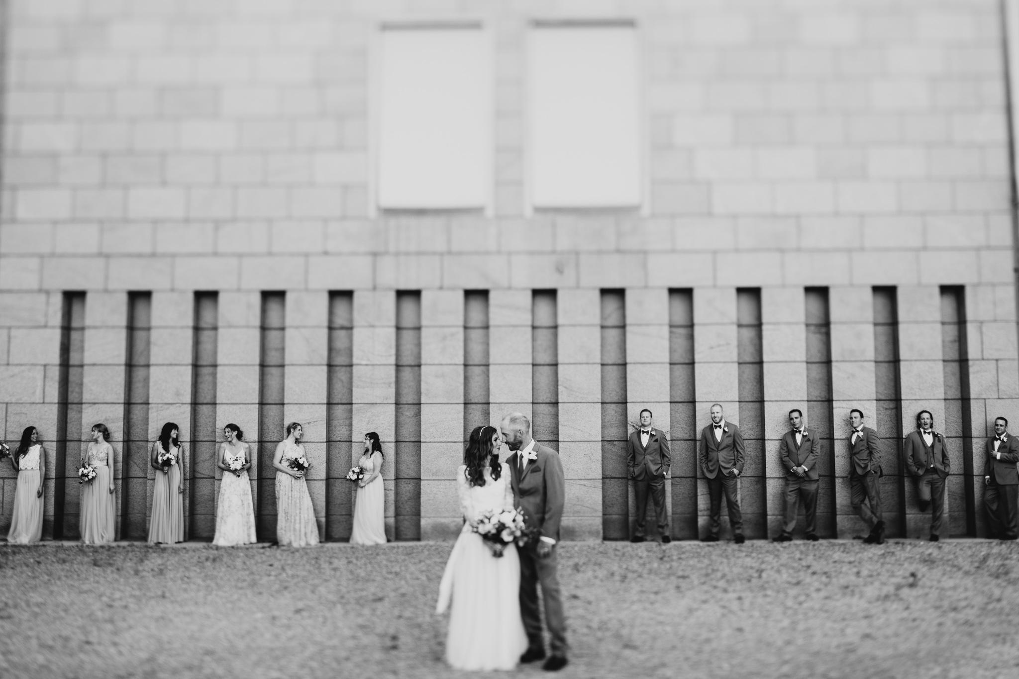Ottawa Downtown Wedding, Photography