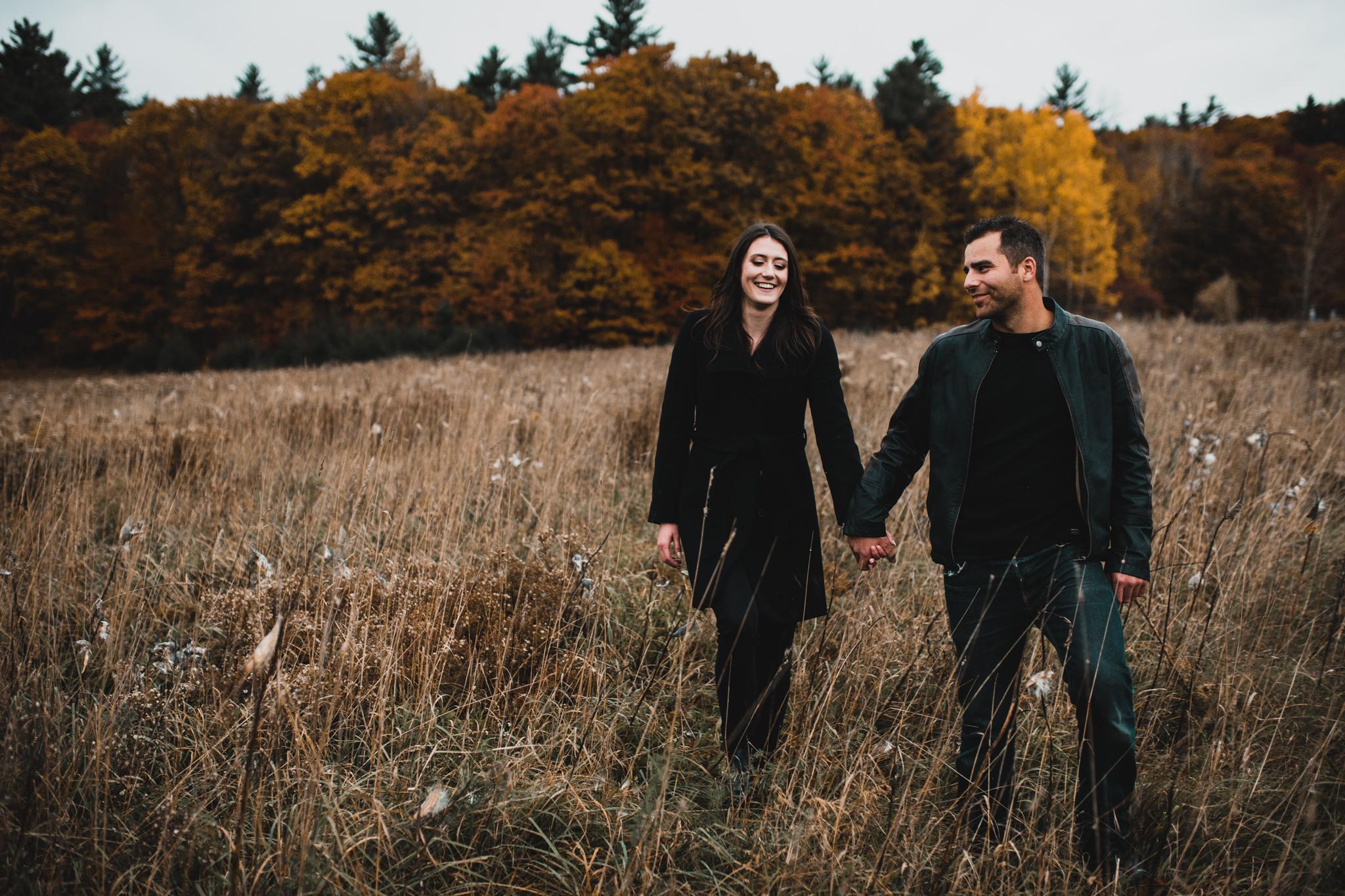 Fall Portrait Photos - Ottawa