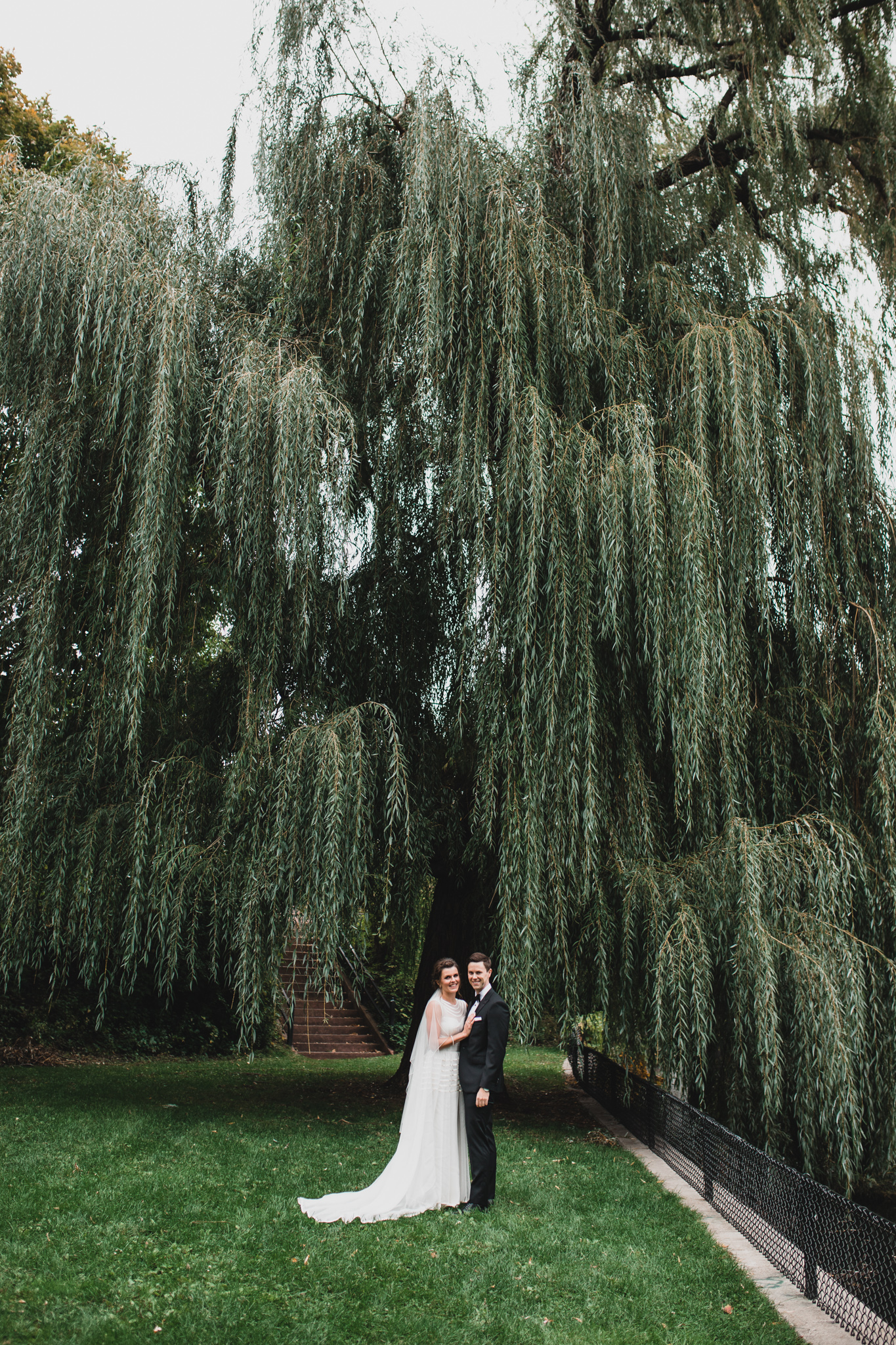 Willow tree - Wedding - photography