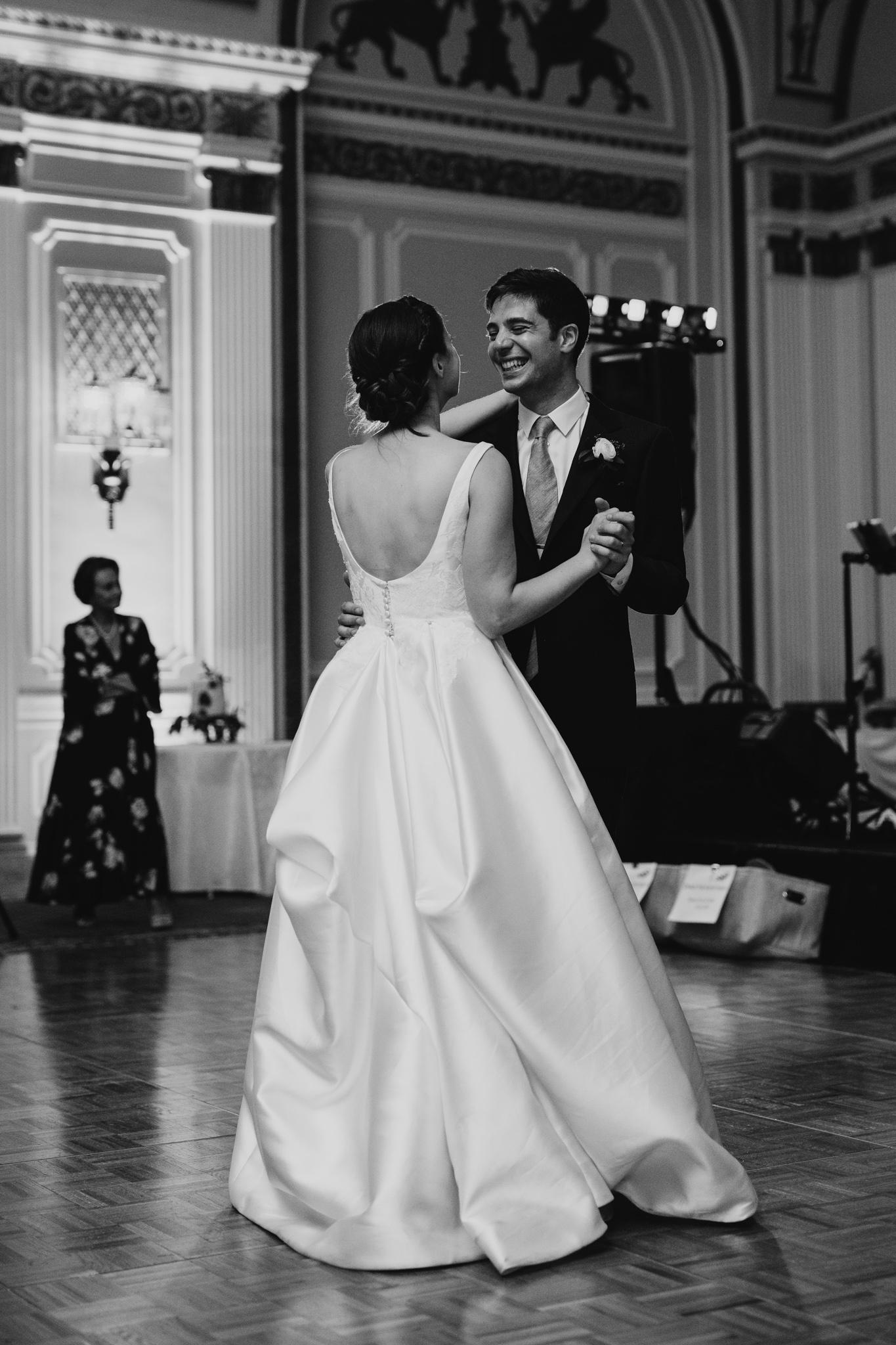 Ottawa First Dance Wedding Photographer