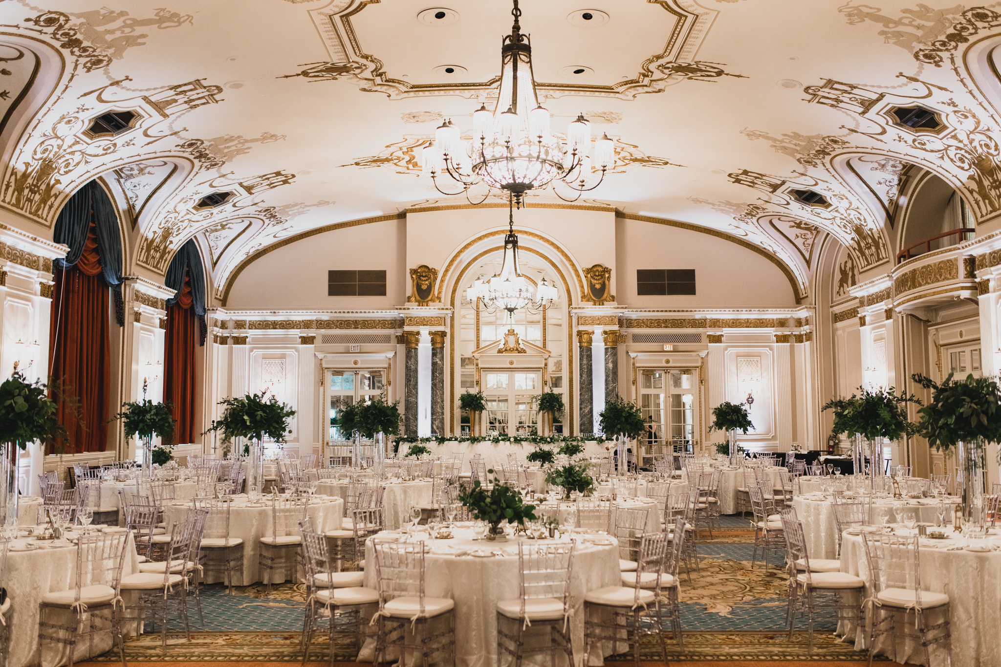 Chateau Laurier Ballroom Wedding - WeDecor