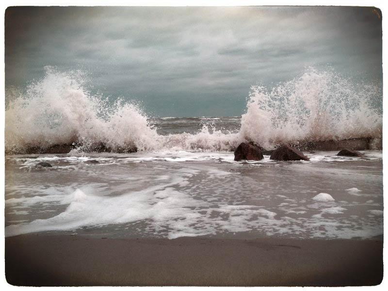 Waves No. 1, Savannah
