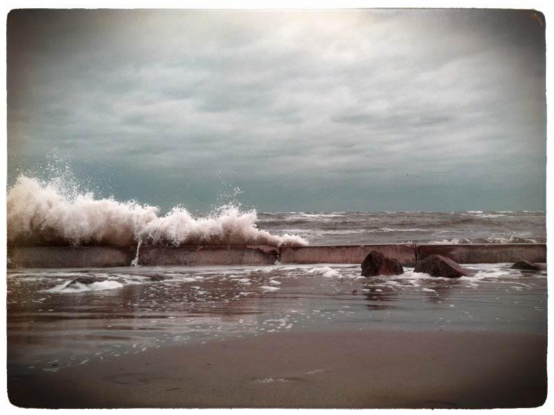 Waves No. 2, Savannah