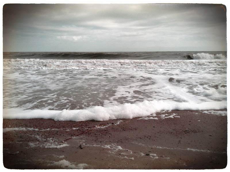 Waves No. 3, Savannah