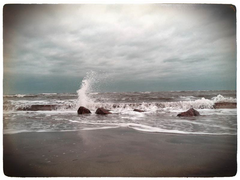 Waves No. 4, Savannah