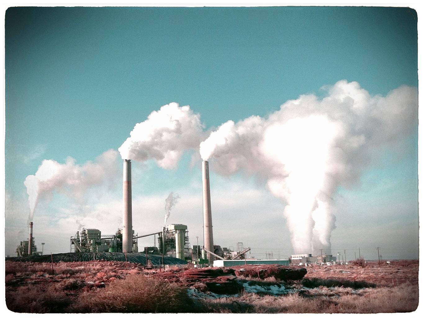 Industry in the Desert