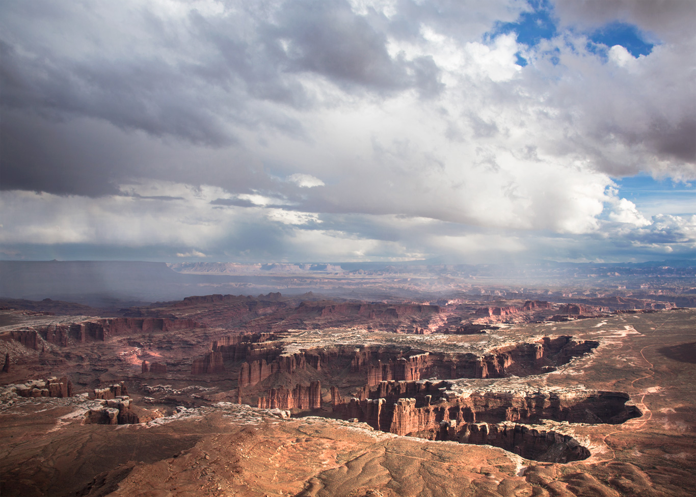 Canyonlands National Park, Island in the Sky - Utah