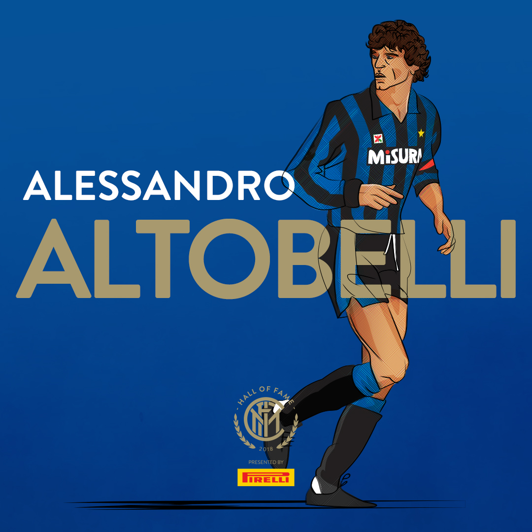 """ALESSANDRO ALTOBELLI   A former professional  Italian footballer , who played as a  forward , and who won the  1982 World Cup  with  Italy . Nicknamed  Spillo  (""""Needle"""") for his slender build, [1]  Altobelli was a prolific goalscorer, and he became one of the greatest and most effective Italian  strikers  of the late 1970s and 1980s.     Altobelli is currently the all-time top scorer in the  Coppa Italia , with 56 goals in 93 appearances, and the  ninth-highest scoring Italian player in all competitions , with almost 300 career goals."""