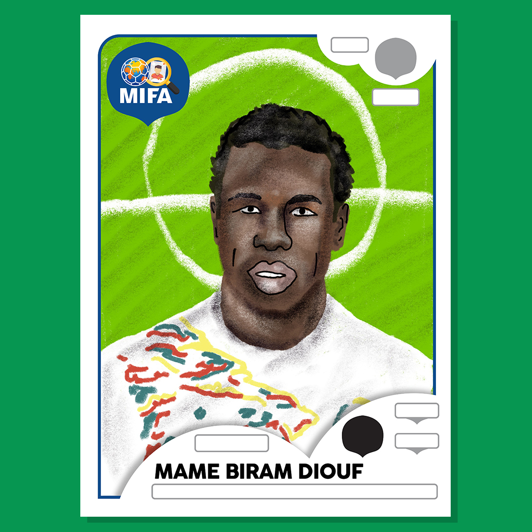 Mame Biram Diouf - Senegal - by Philip Parkin @philip.parkin
