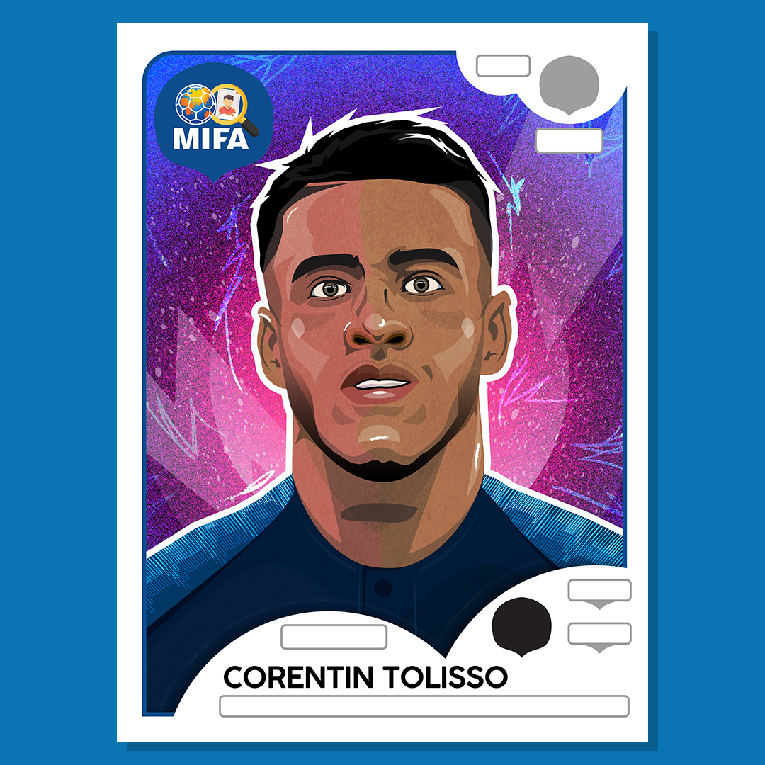 Corentin Tolisso - France - by Massimo Gangemi @m_gangemi