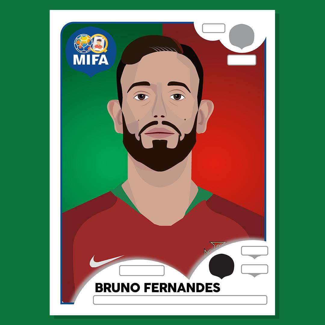 Bruno Fernandes - Portugal - by Shruti Dalvi @TwoTeaShooti