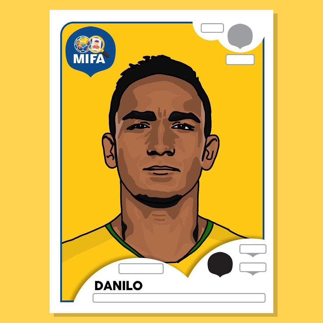 Danilo - Brazil - by Lloyd Wood