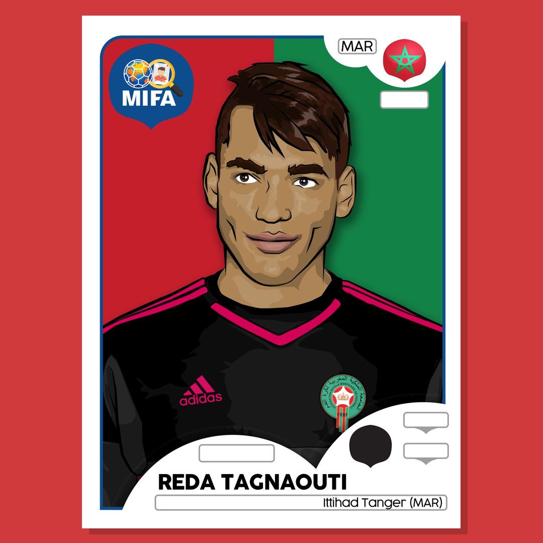 Reda Tagnaouti - Morocco - by Ben Pearce @bdp_design