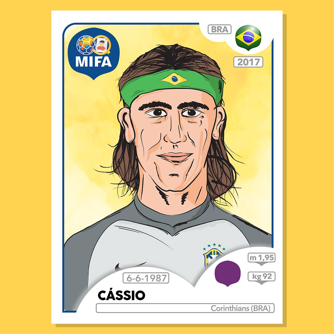Cassio - Brazil - by Martin Colairo