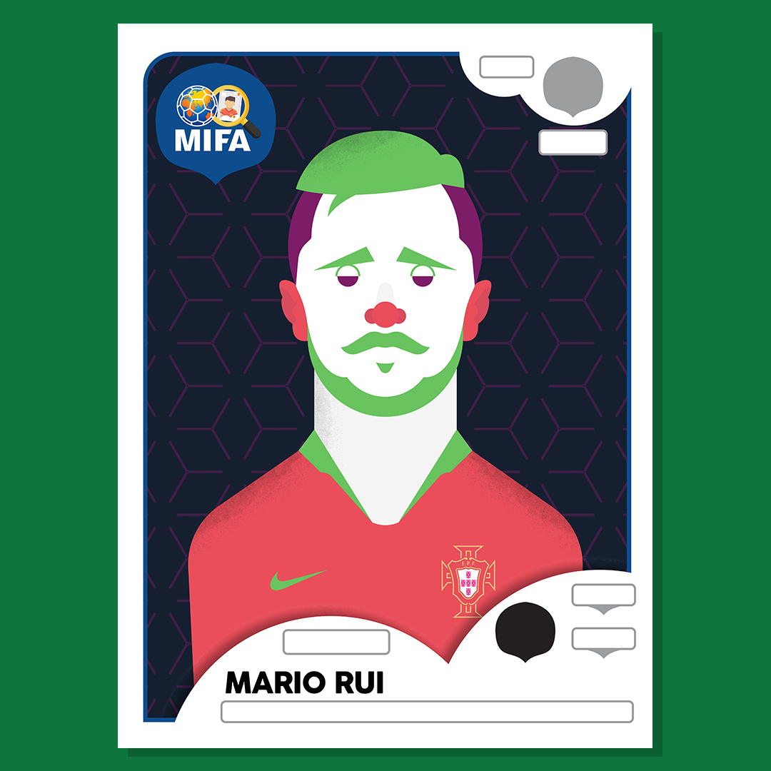 Mario Rui- Portugal - by Joe Barbieri @jbdotco