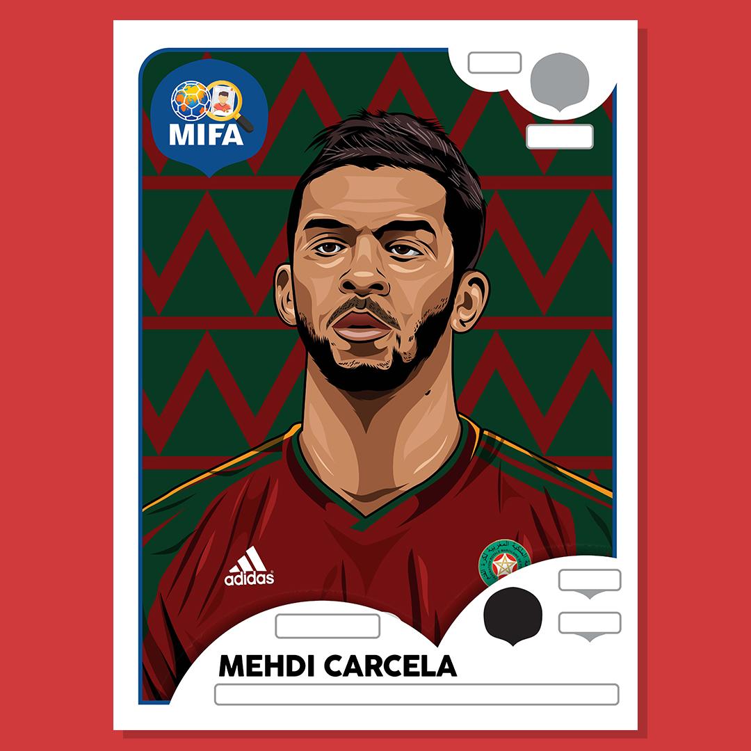 Mehdi Carcela - Morocco - by Wiskie @wiskie_
