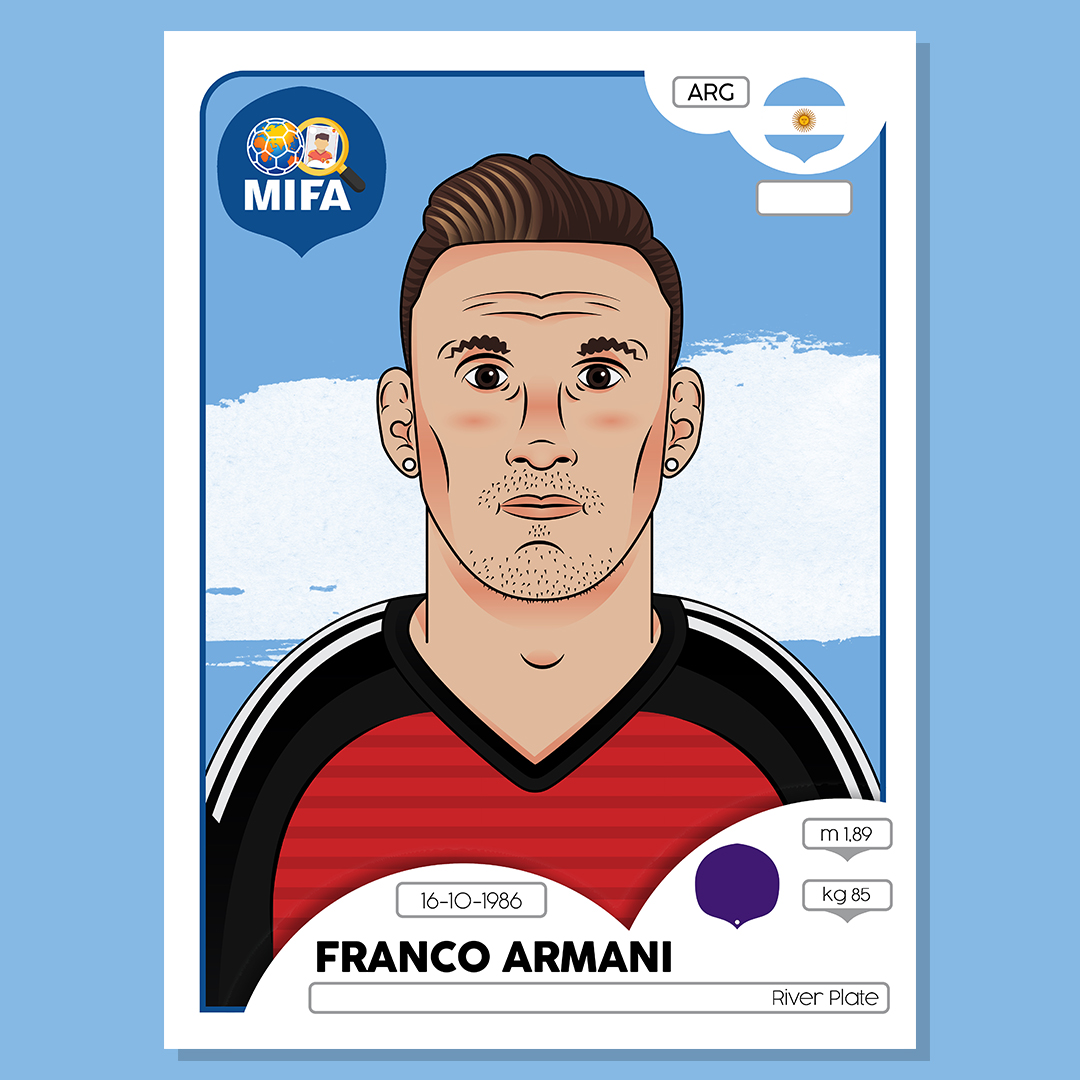 Franco Armani - Argentina - by Matic Marin @marin_matic
