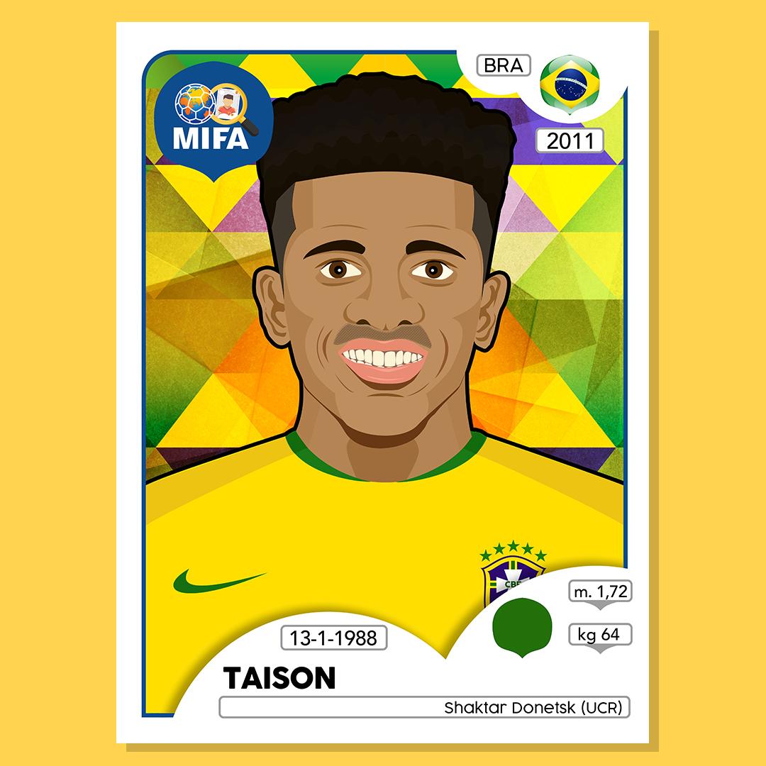 Taison - Brazil - by Xavi Fortes @De_Xavu