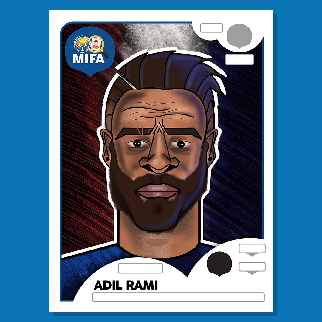 Adil Rami - France - by Shannon Gibson @shannxo